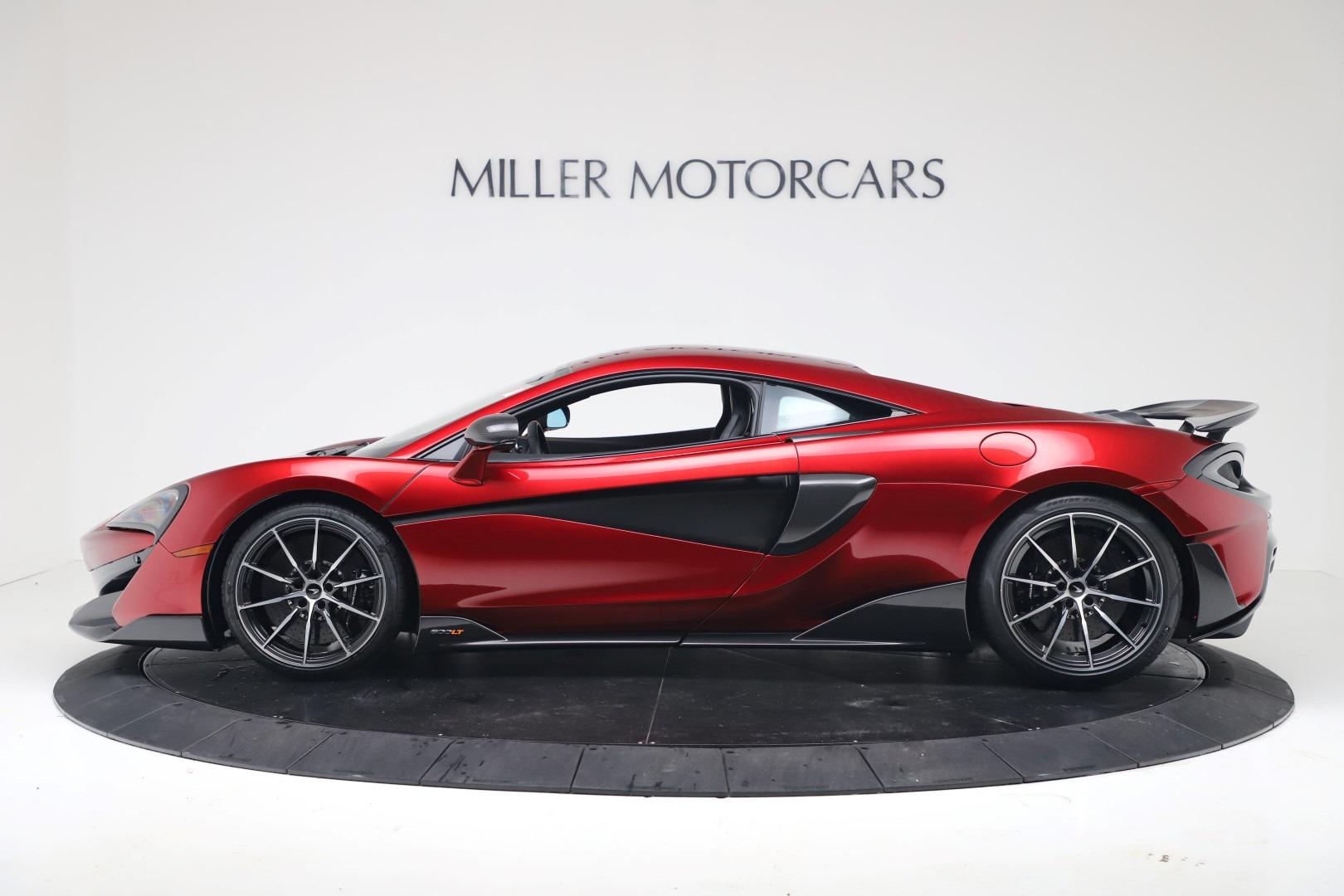 New 2019 McLaren 600LT
