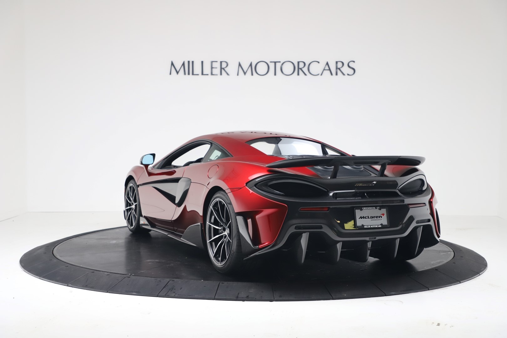 New 2019 McLaren 600LT Luxury