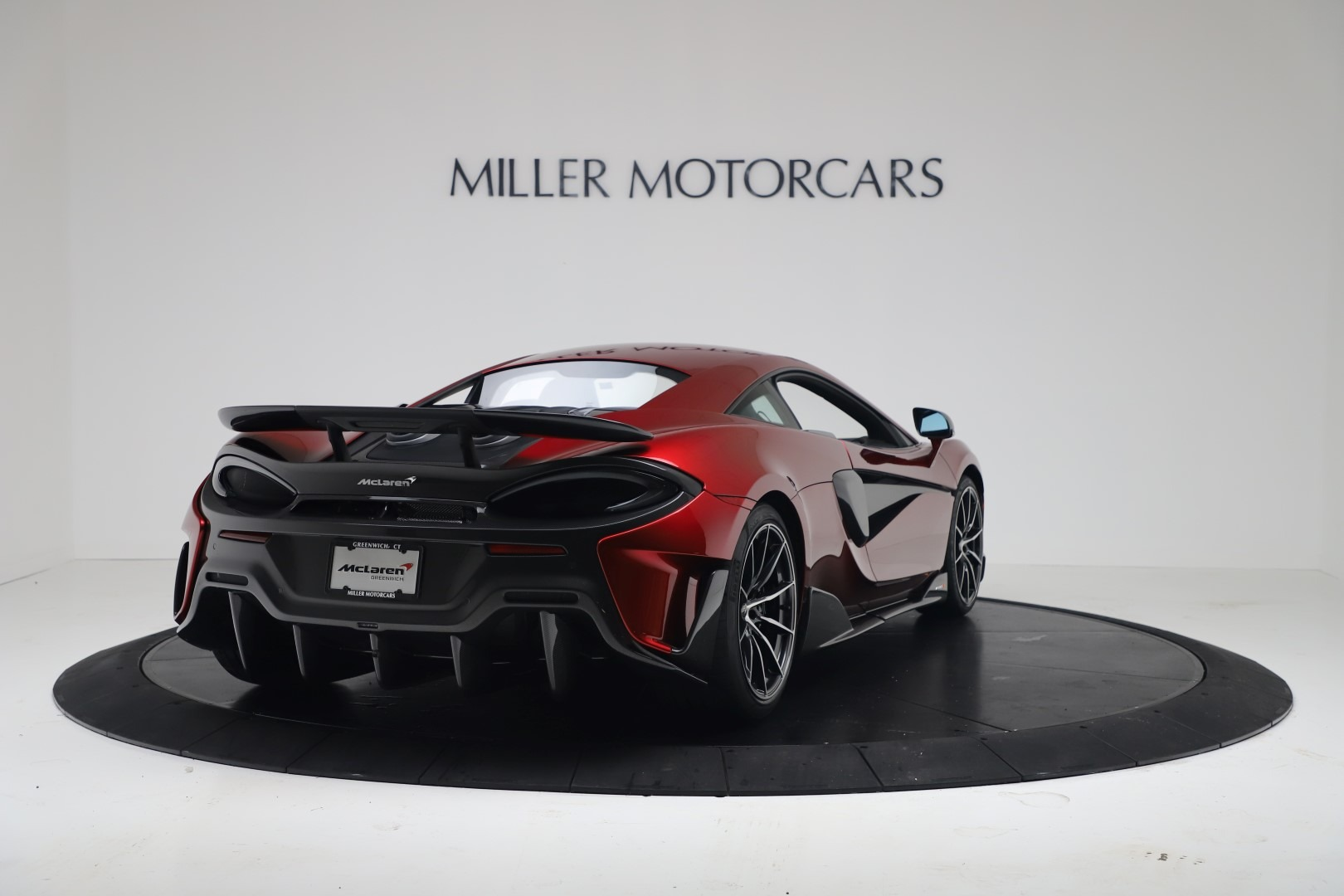 New 2019 McLaren 600LT Coupe