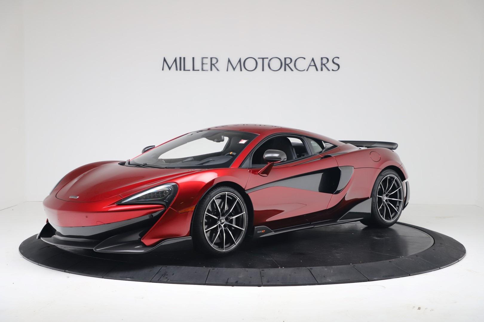 Used 2019 McLaren 600LT Luxury | Greenwich, CT