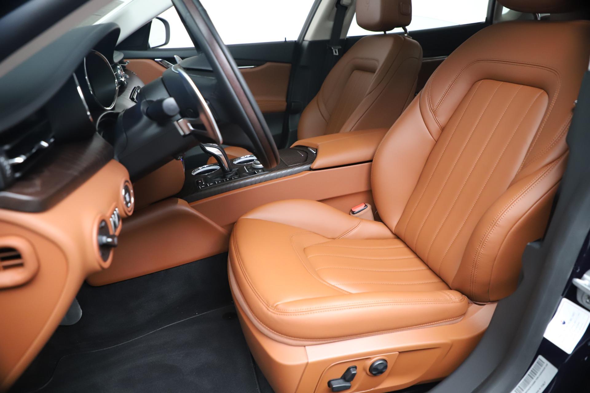 New 2019 Maserati Quattroporte S Q4