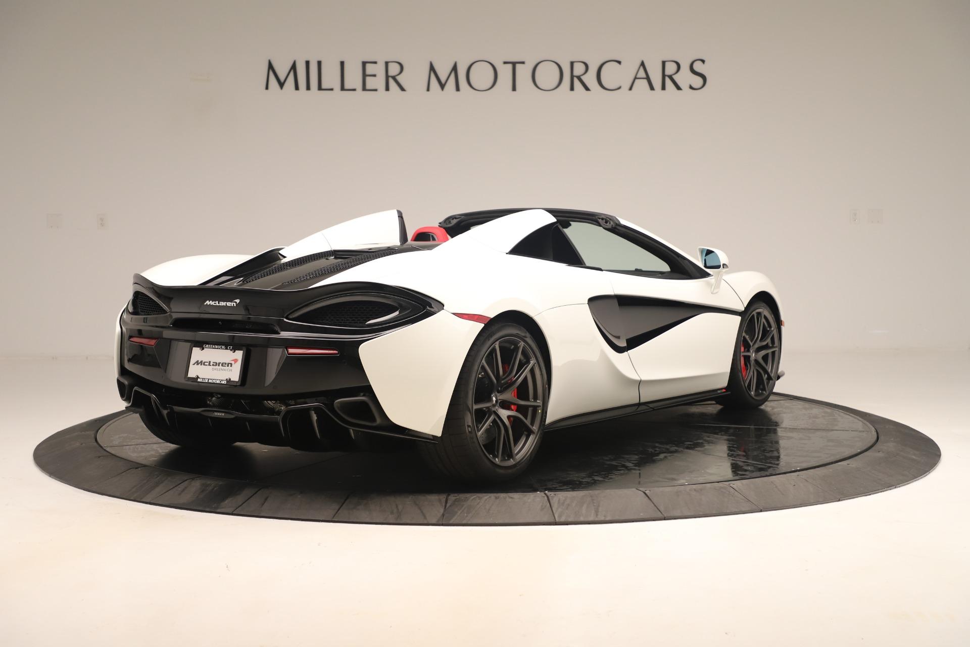 New 2020 McLaren 570S Convertible