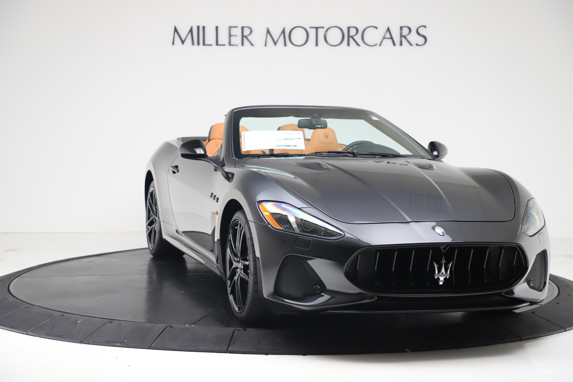 New 2019 Maserati GranTurismo MC Convertible