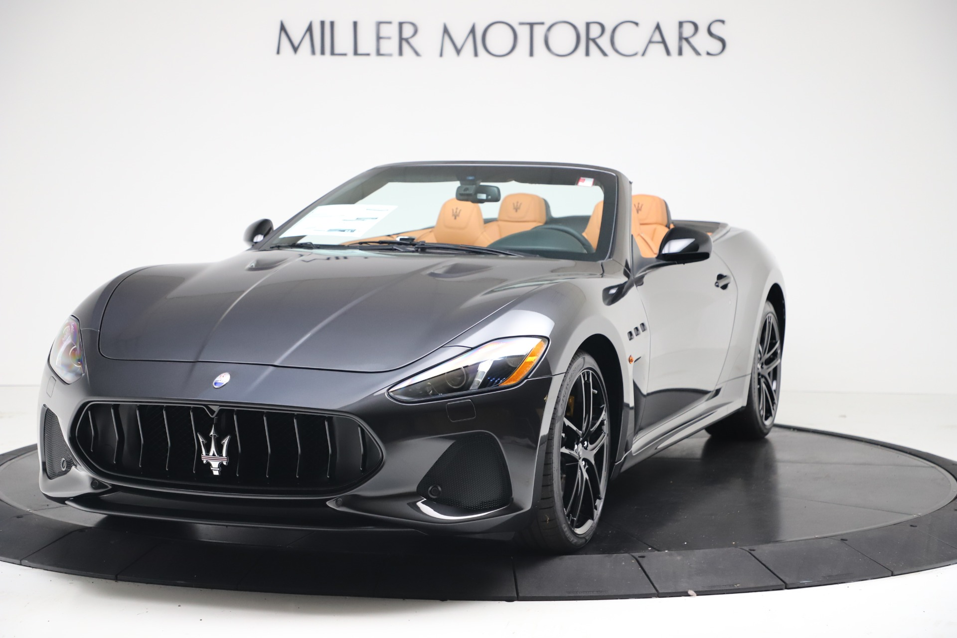 New 2019 Maserati GranTurismo MC Convertible | Greenwich, CT