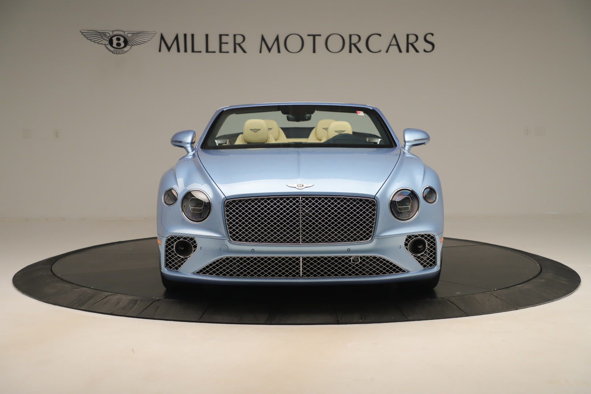 Used 2020 Bentley Continental GTC V8