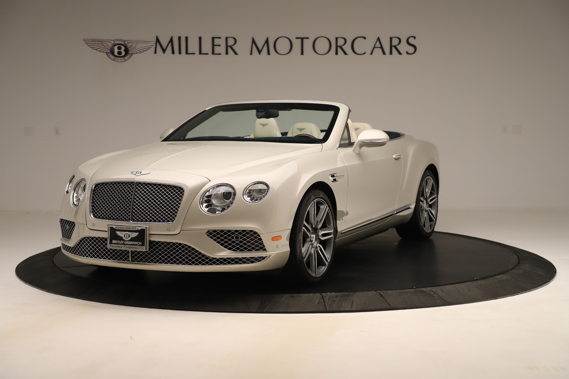 Used 2016 Bentley Continental GTC W12 | Greenwich, CT