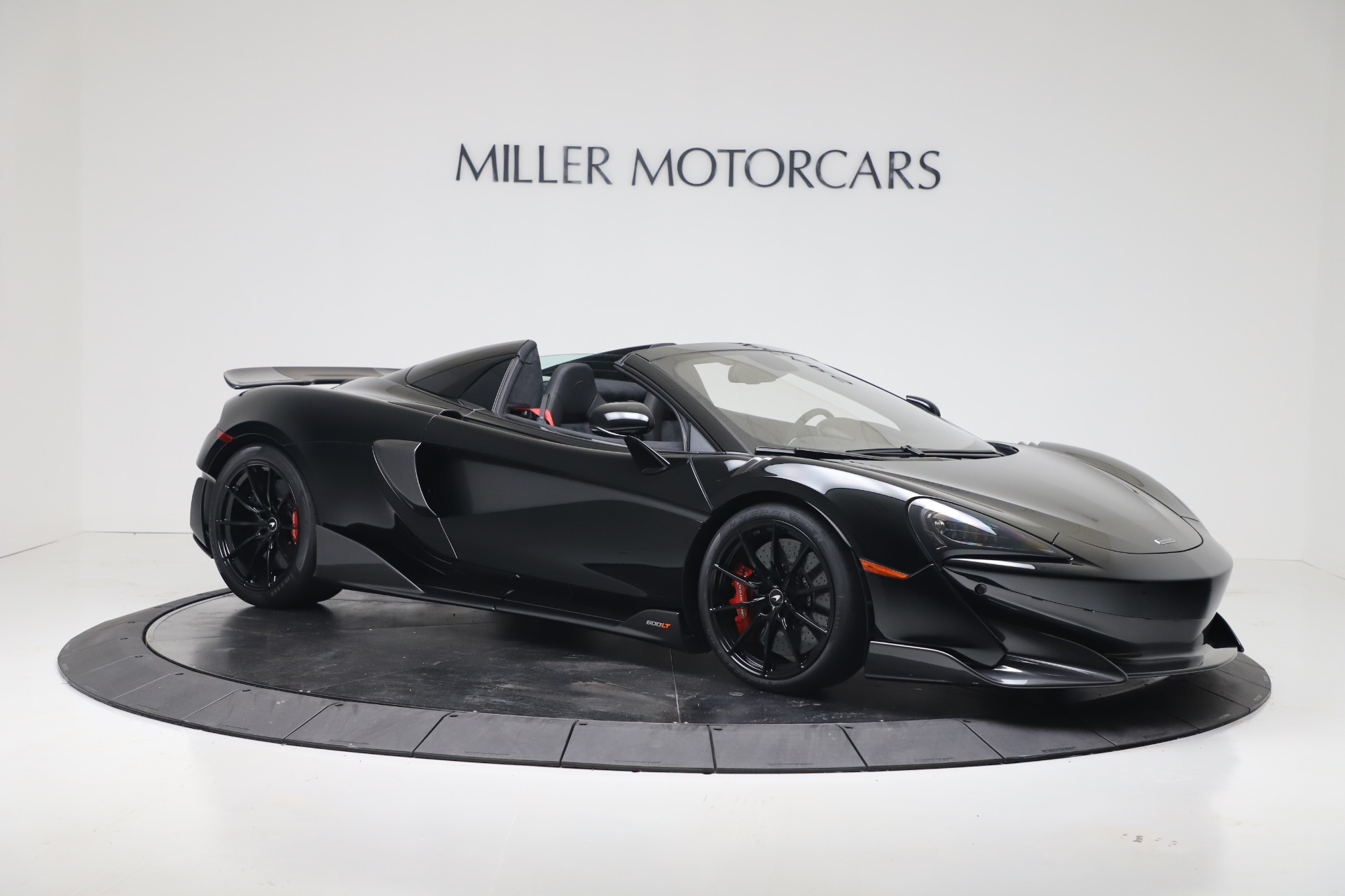 New 2020 McLaren 600LT SPIDER Convertible