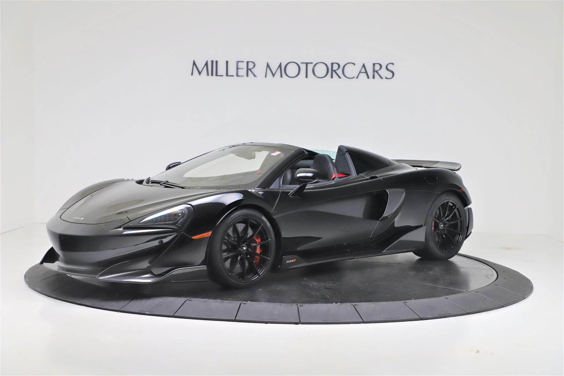 Used 2020 McLaren 600LT Spider   Greenwich, CT