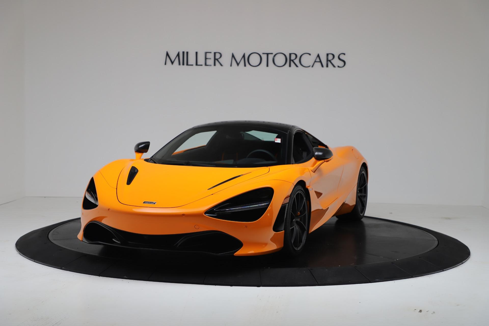 New 2020 McLaren 720S Spider