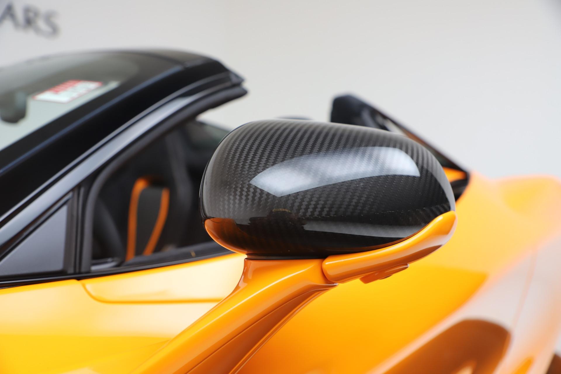 New 2020 McLaren 720S Spider Convertible