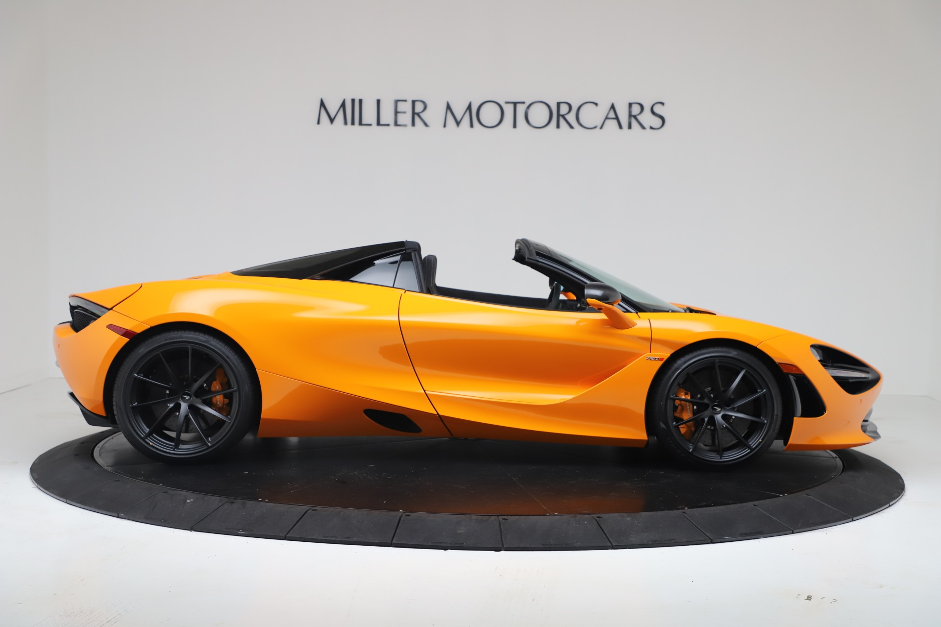 New 2020 McLaren 720S Spider Performance
