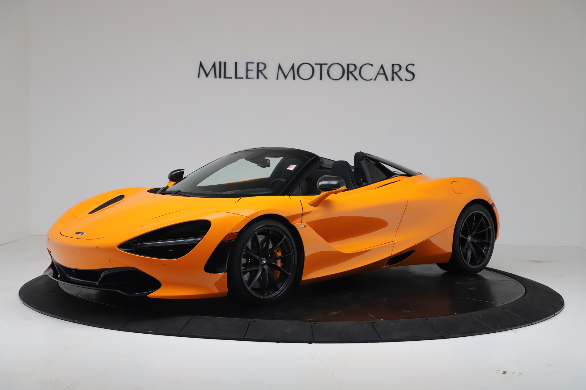 New 2020 McLaren 720S Spider Performance | Greenwich, CT