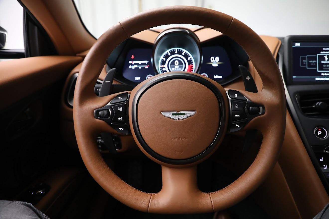 New 2020 Aston Martin DBS Superleggera Coupe