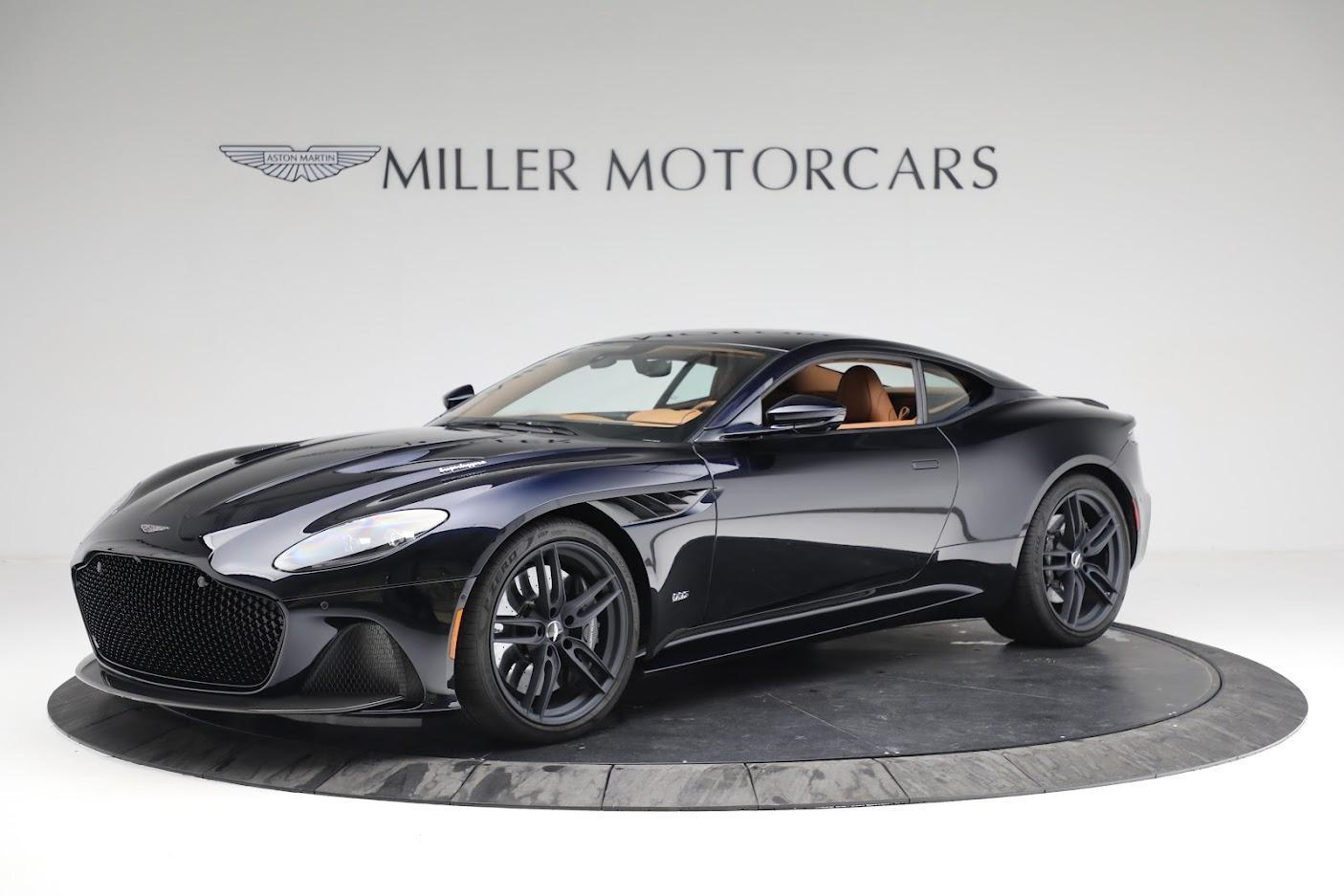 New 2020 Aston Martin DBS Superleggera Coupe | Greenwich, CT