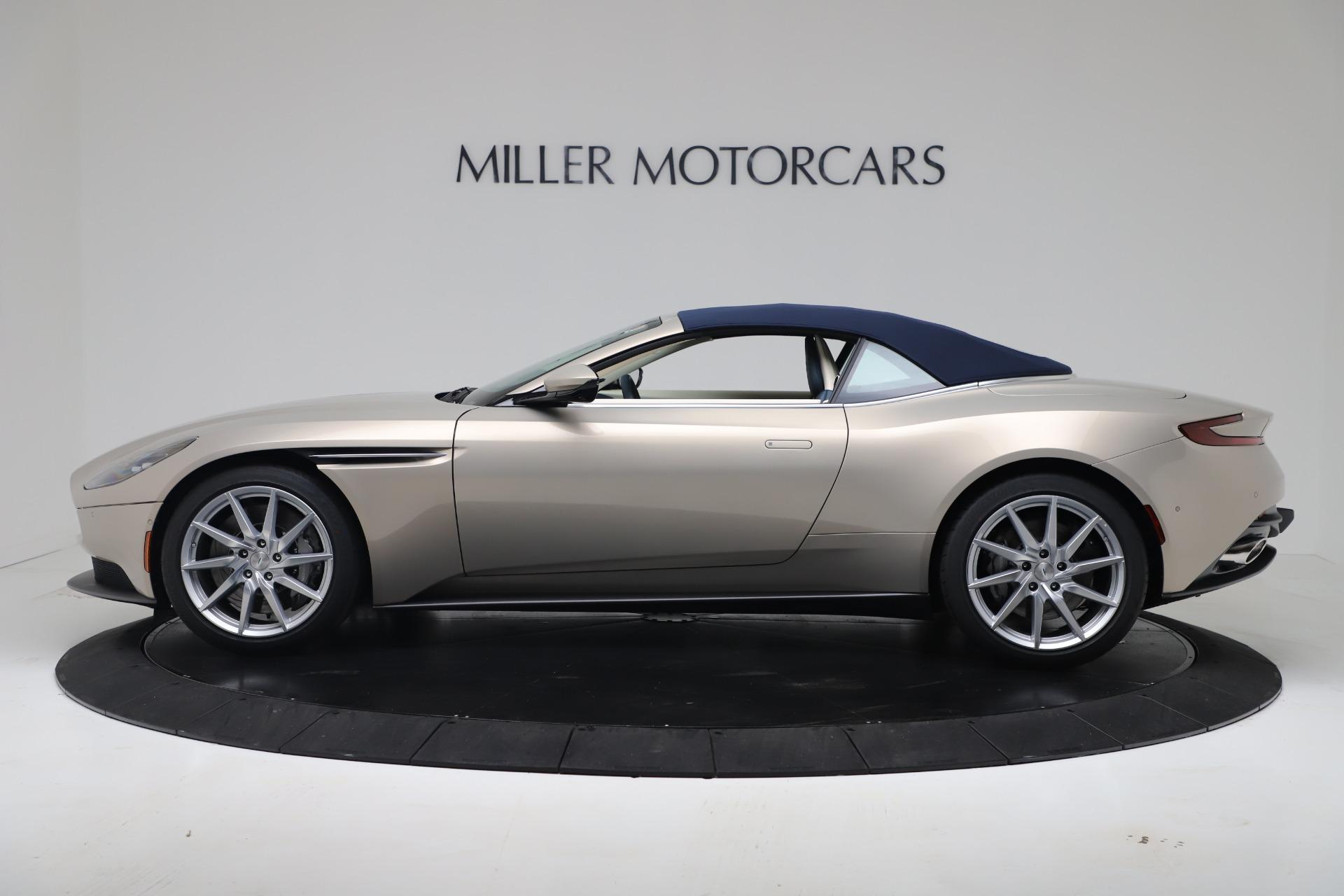 New 2020 Aston Martin DB11 V8