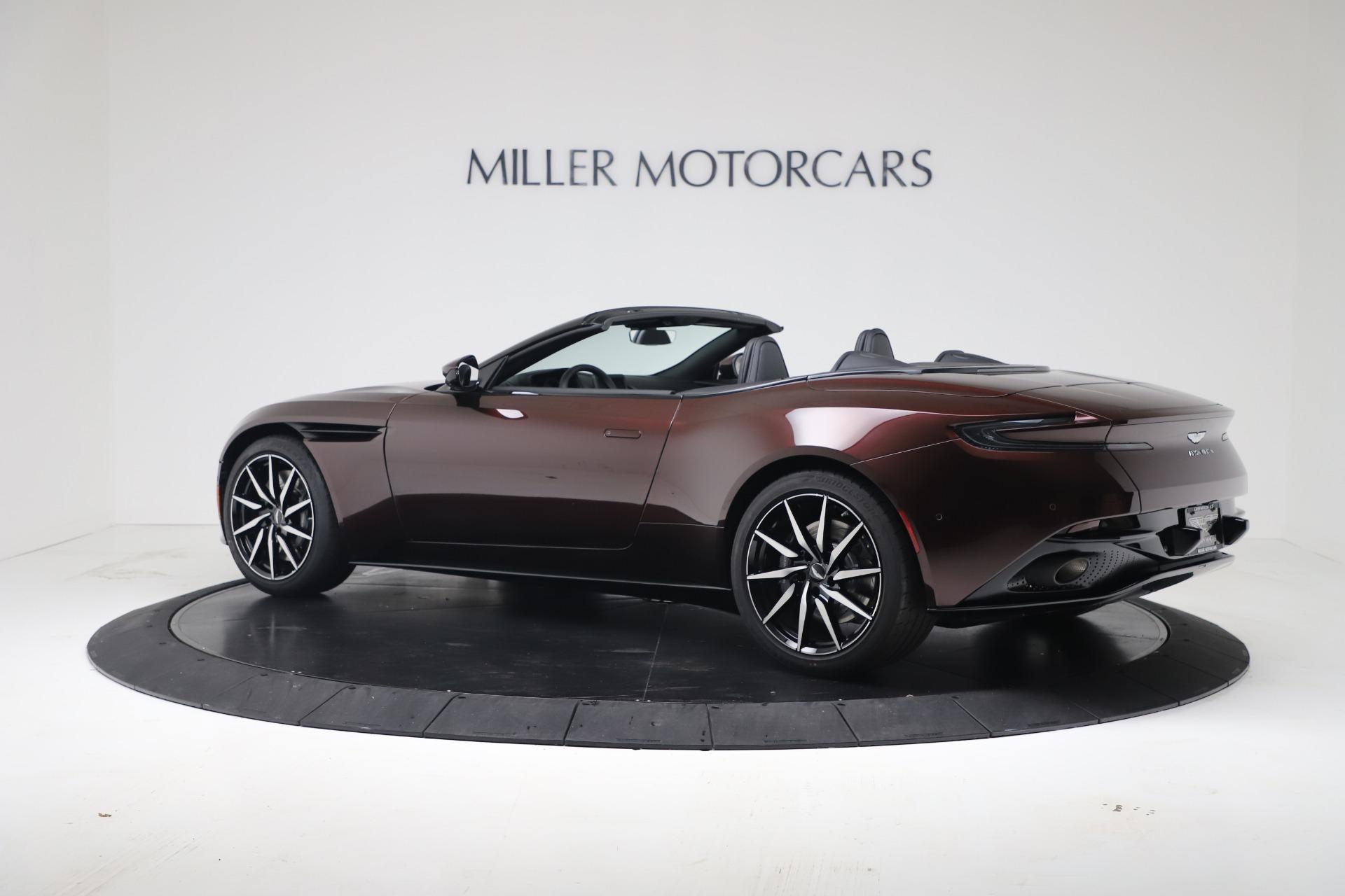 Used 2020 Aston Martin DB11 Volante Convertible