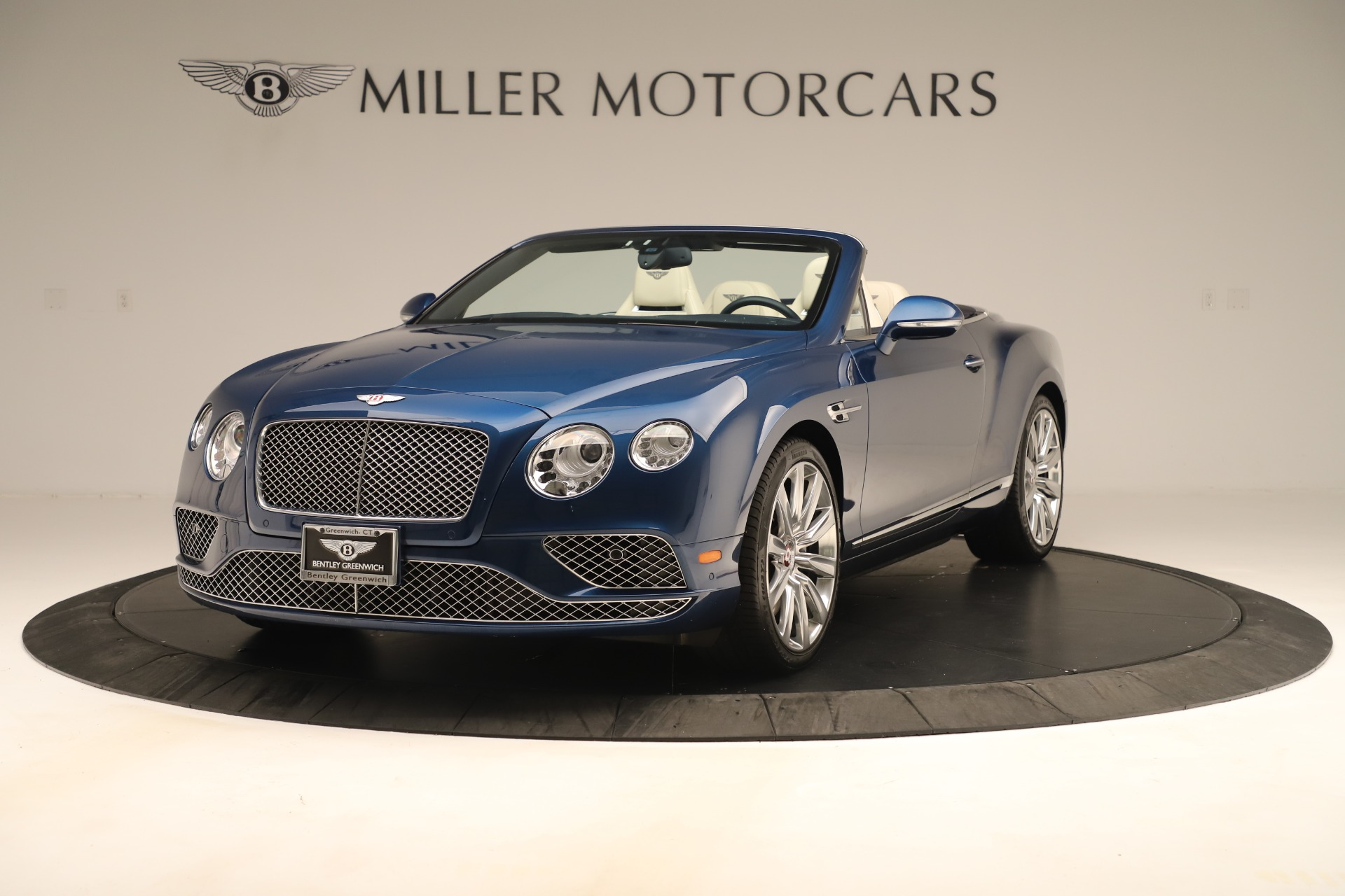 Used 2017 Bentley Continental GTC V8 | Greenwich, CT