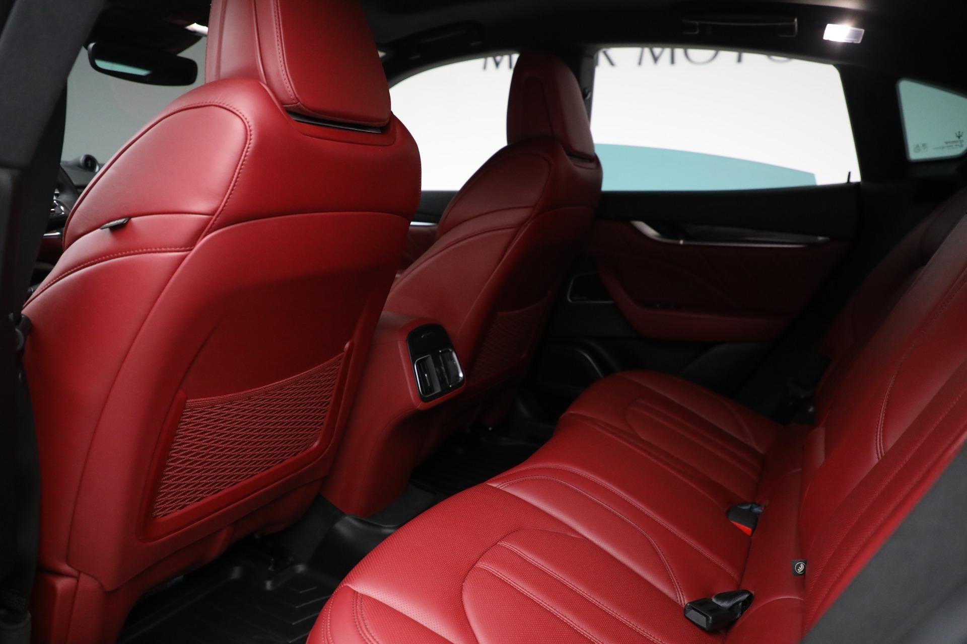 Used 2019 Maserati Levante Q4 GranSport