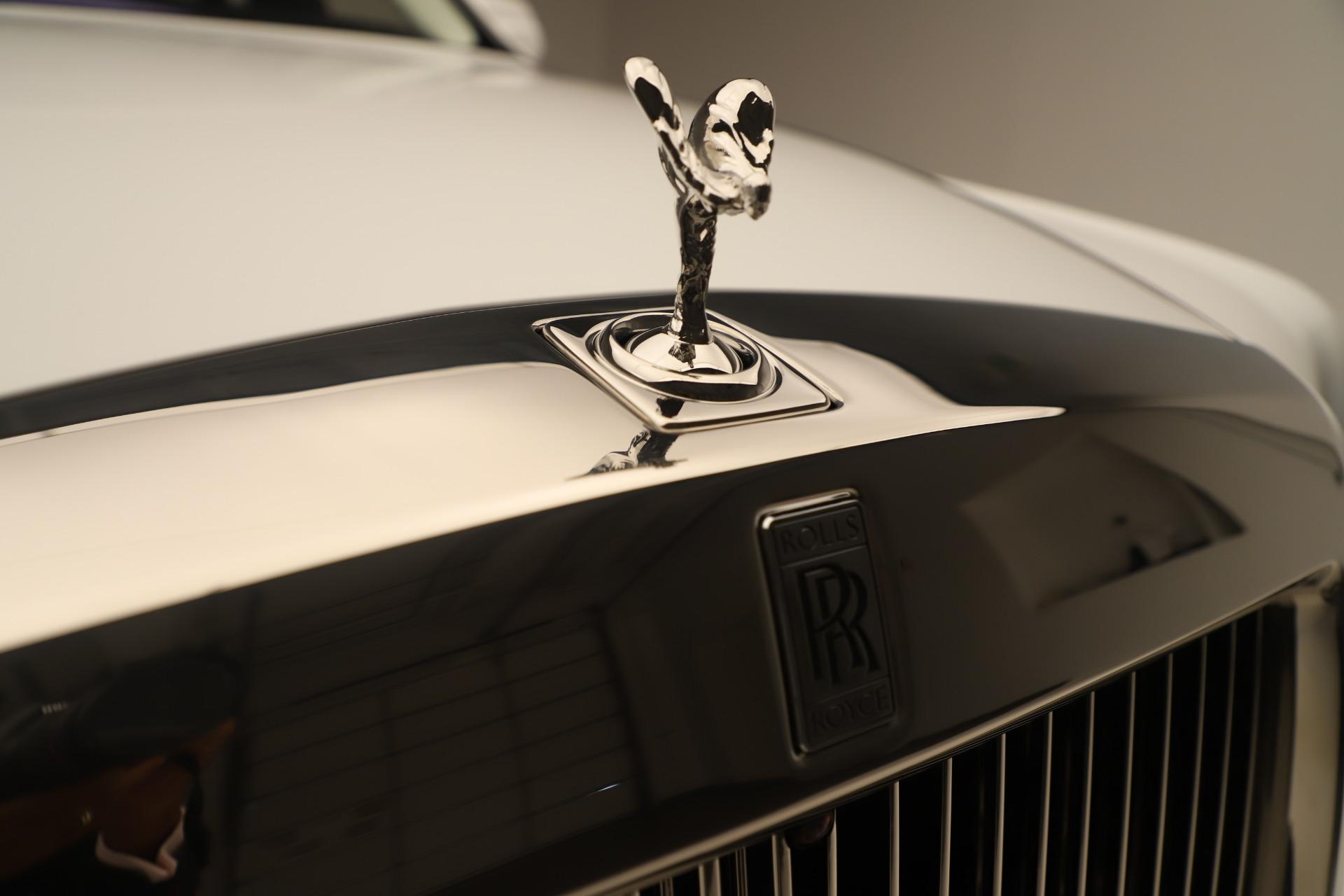 New 2020 Rolls Royce Phantom