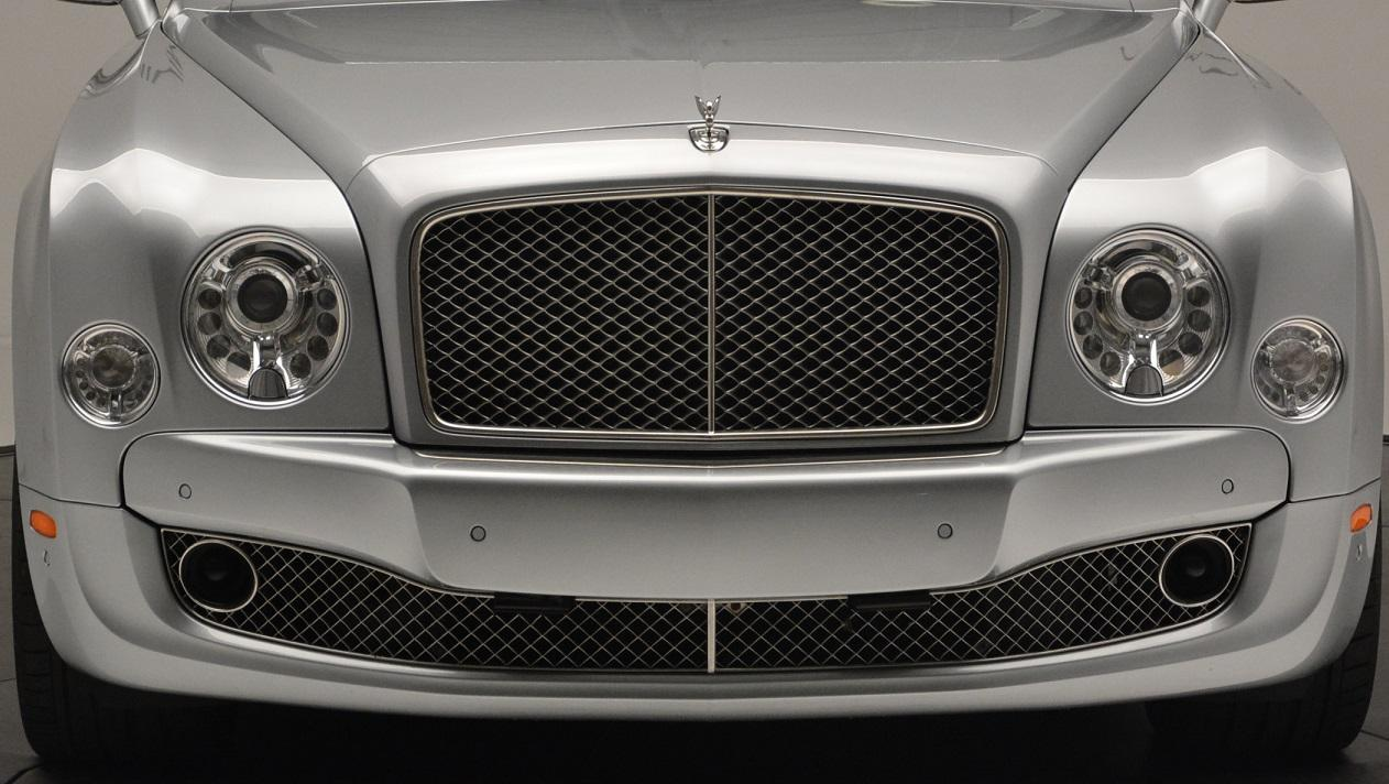 Used 2012 Bentley Mulsanne