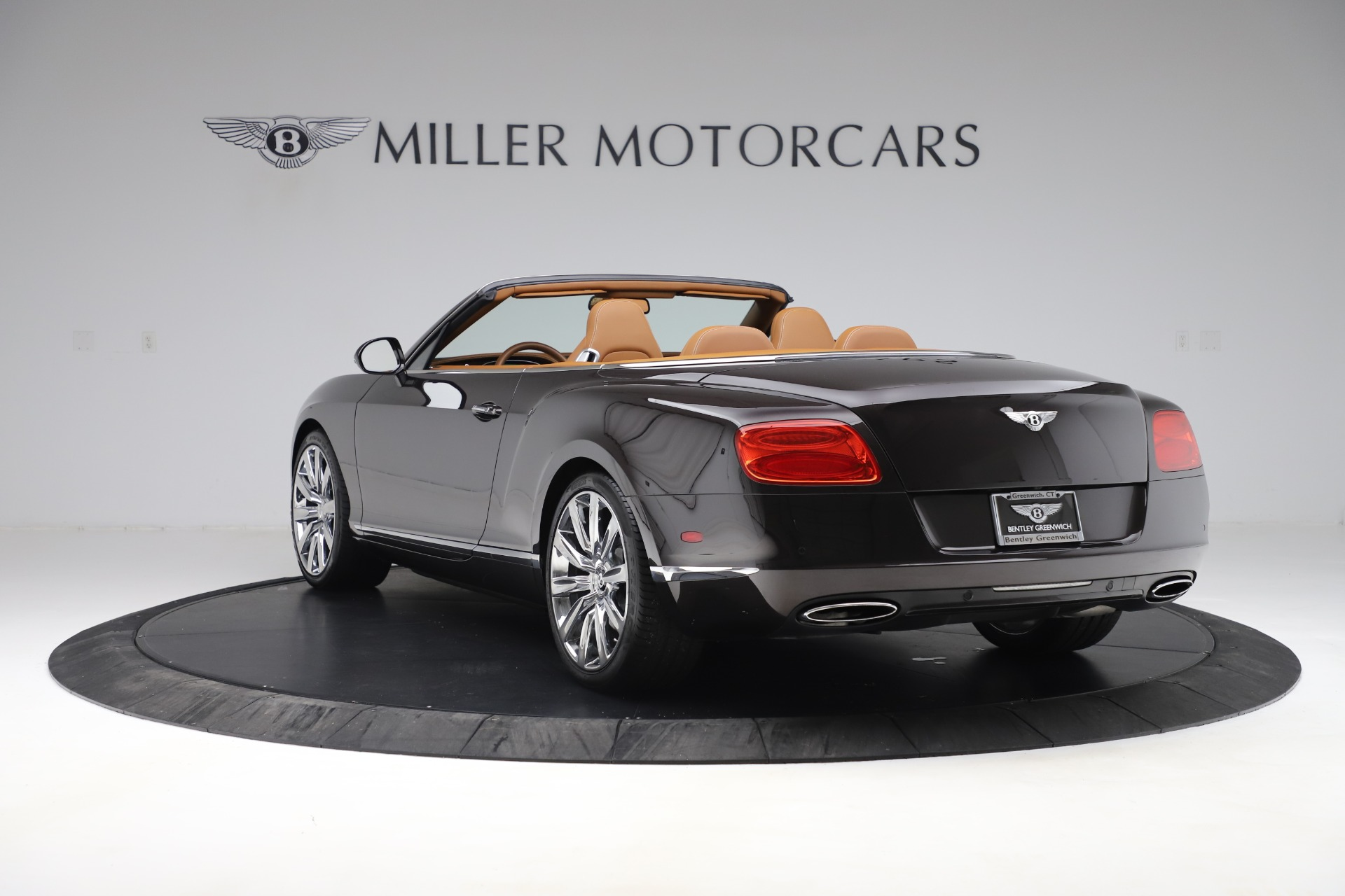 Used 2013 Bentley Continental GT W12