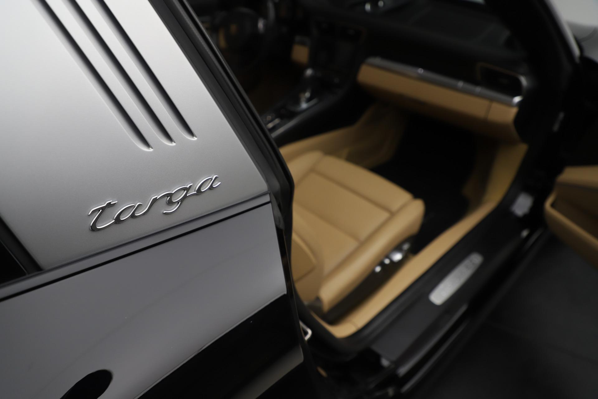 Used 2016 Porsche 911 Targa 4S