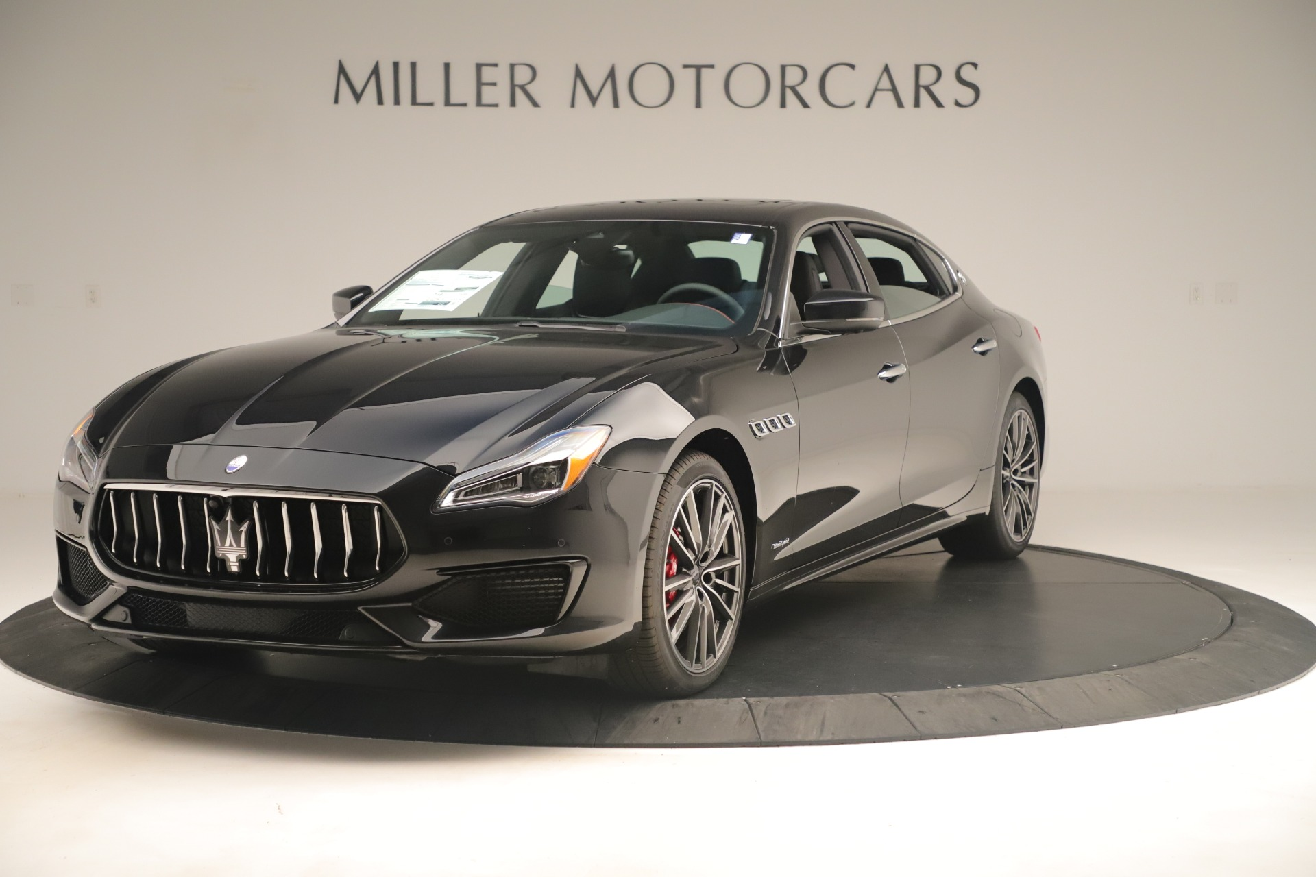 New 2019 Maserati Quattroporte S Q4 GranSport | Greenwich, CT