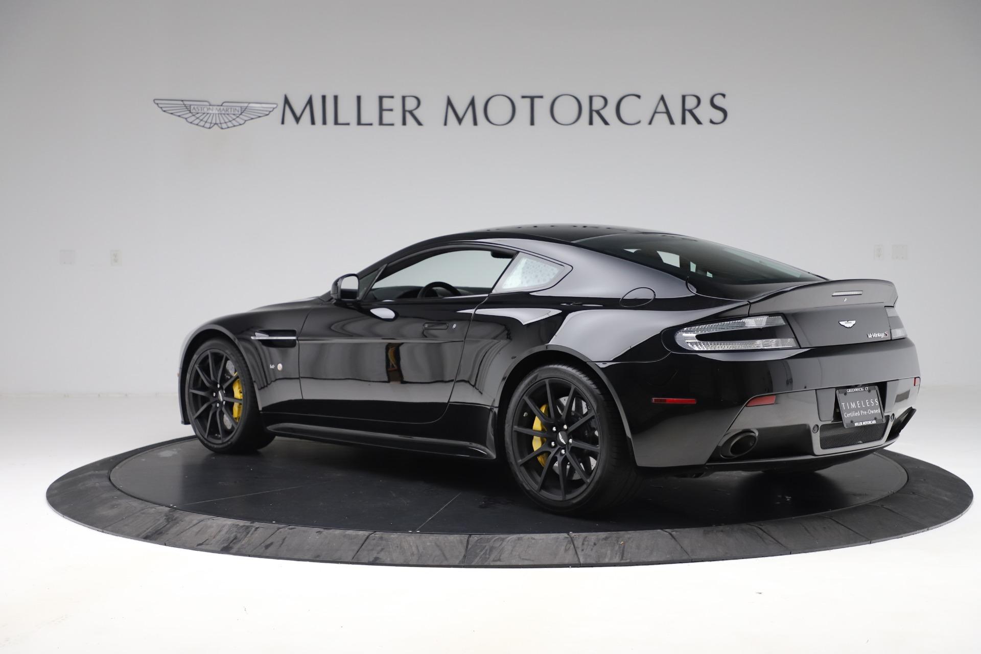 Used 2015 Aston Martin V12 Vantage S Coupe
