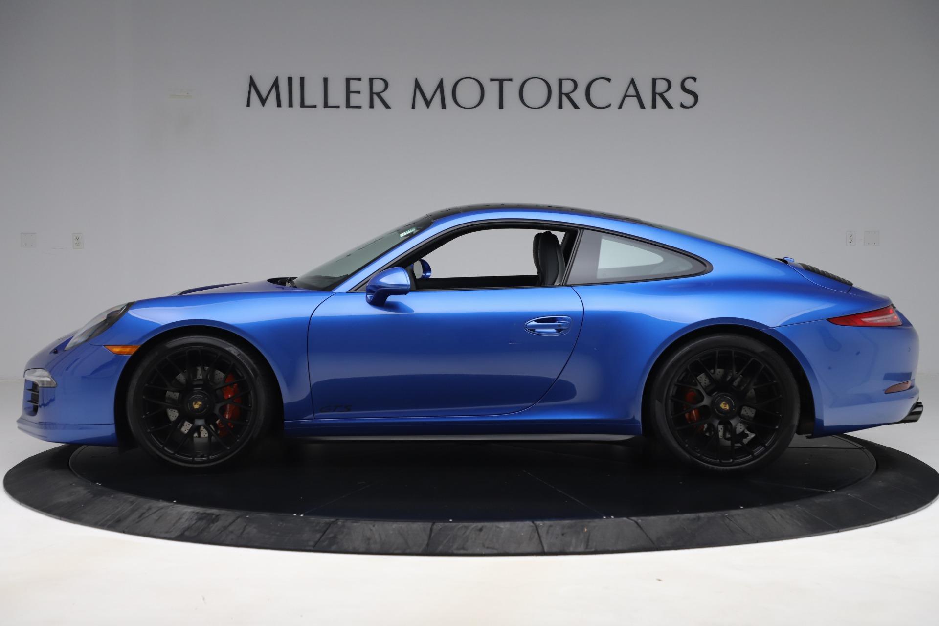 Used 2015 Porsche 911 Carrera GTS