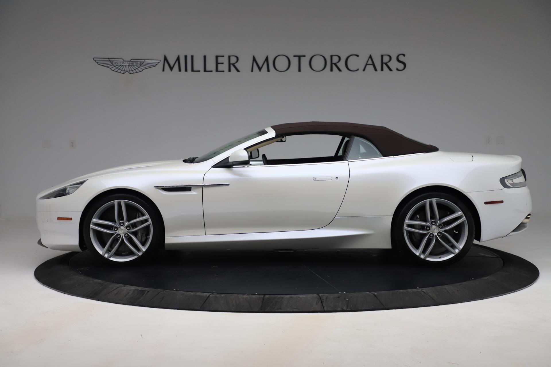 Used 2012 Aston Martin Virage Volante