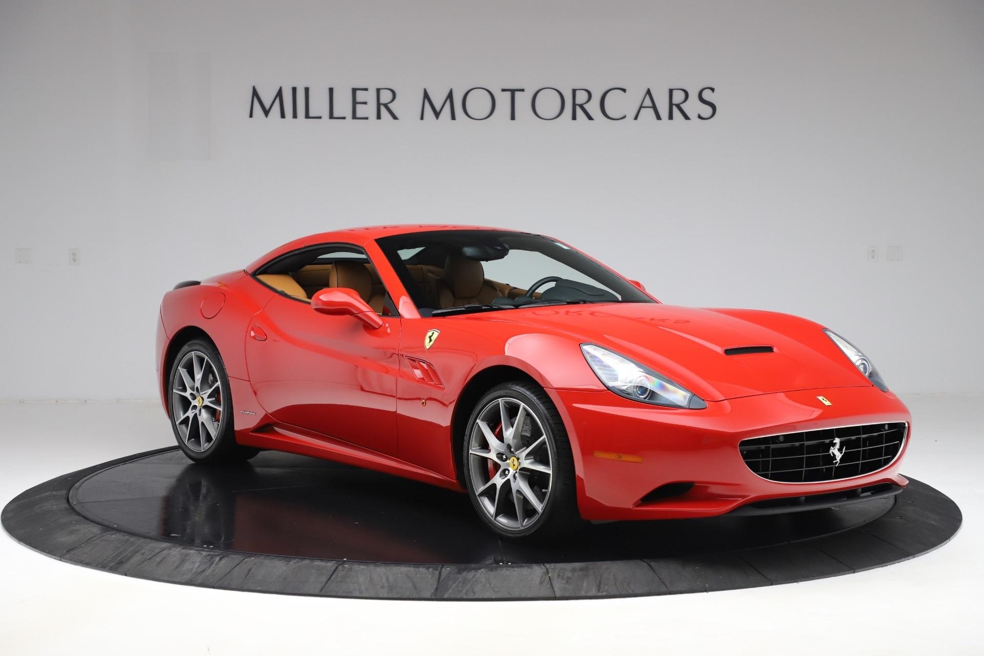 Used 2013 Ferrari California 30