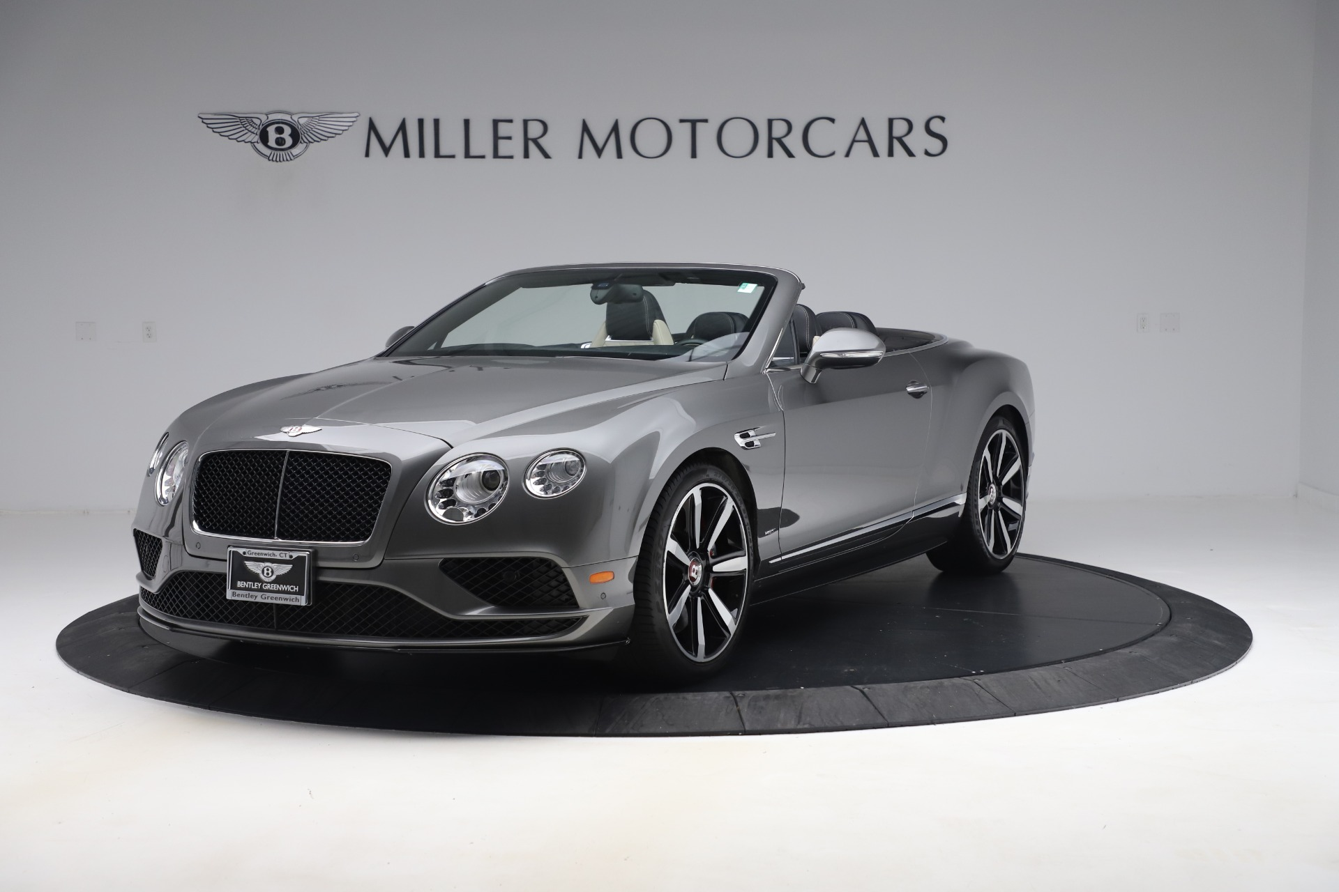 Used 2016 Bentley Continental GTC V8 S | Greenwich, CT