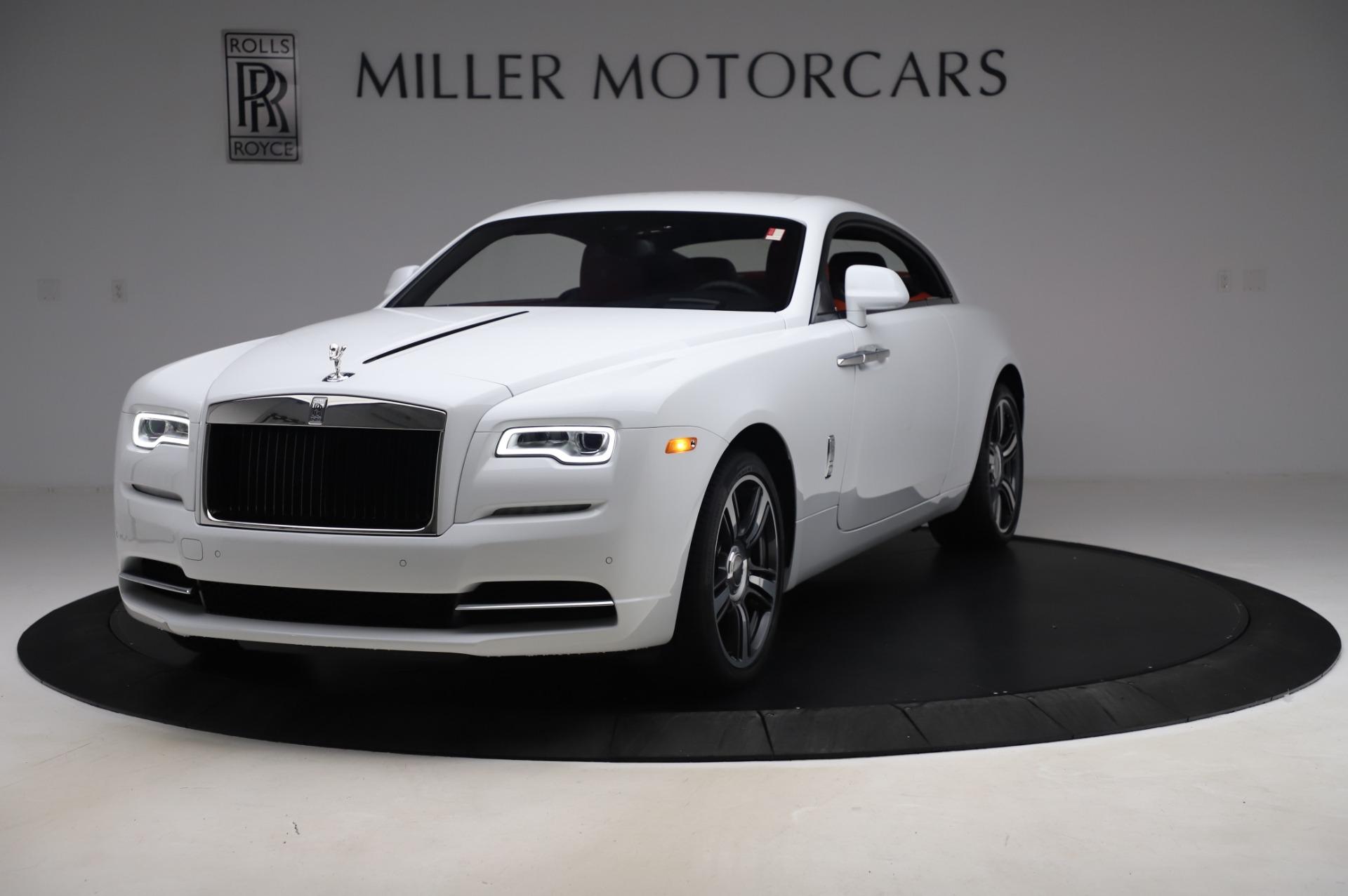 Used 2020 Rolls-Royce Wraith    Greenwich, CT