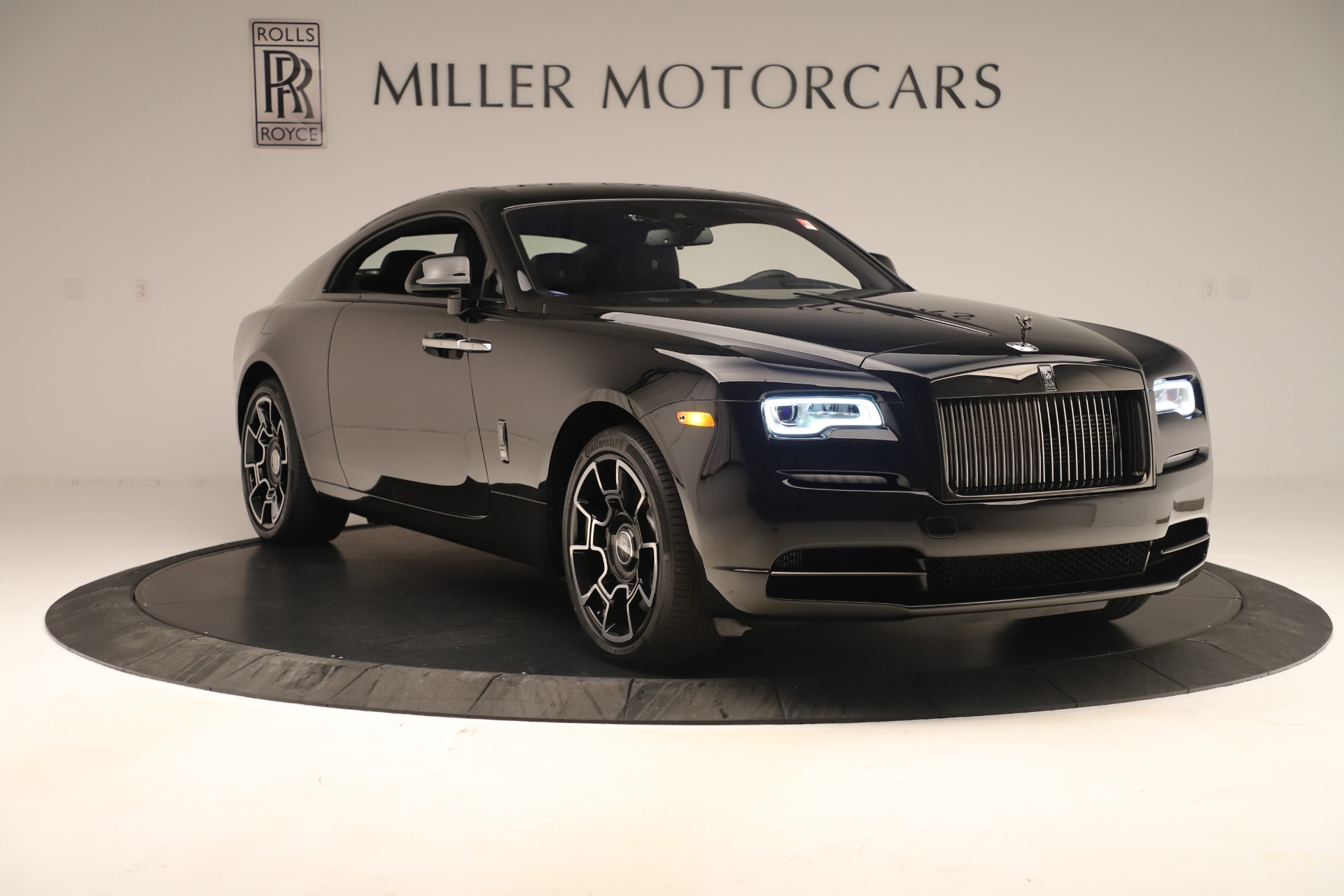 New 2020 Rolls Royce Wraith Black Badge