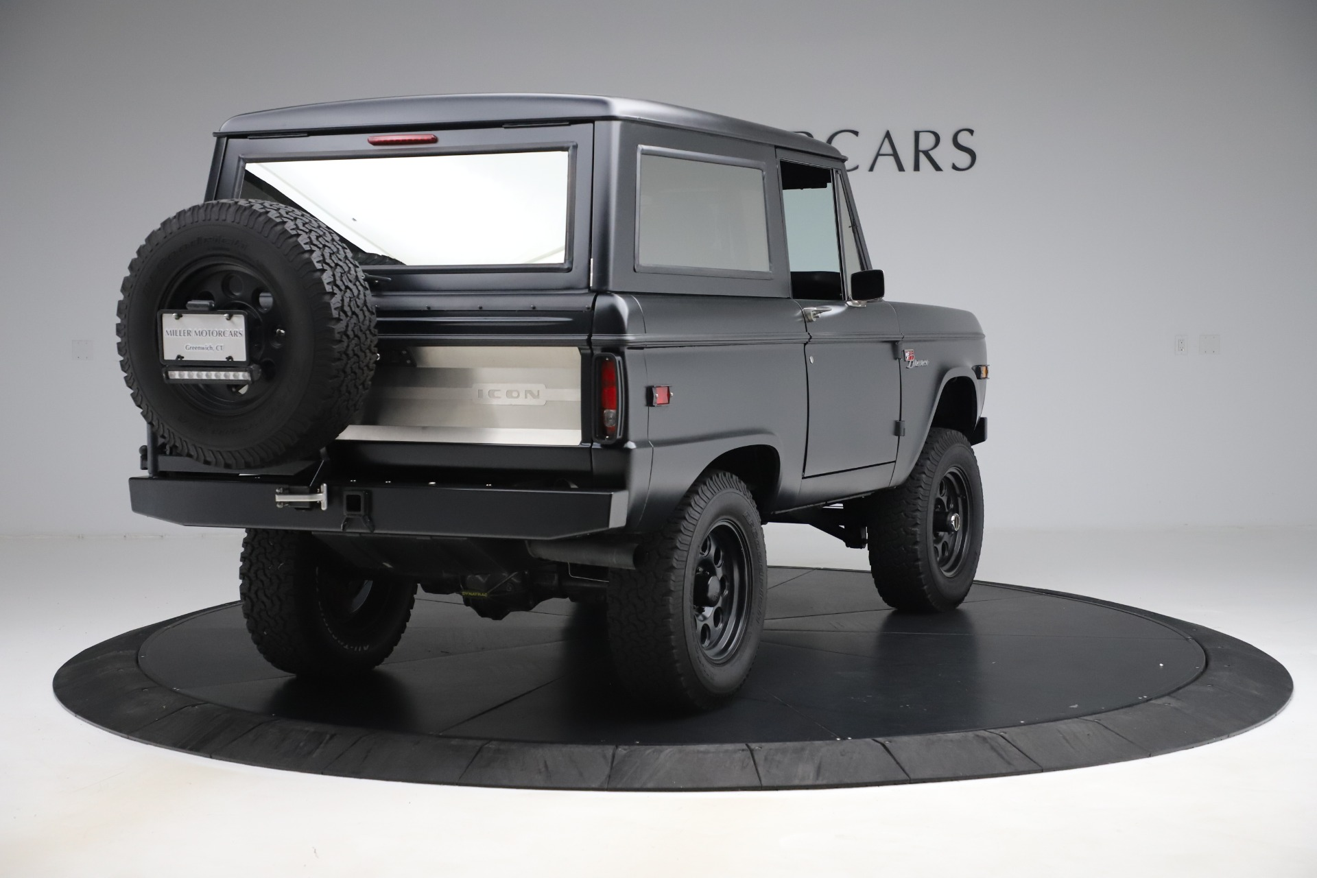 Used 1972 Ford Bronco Icon