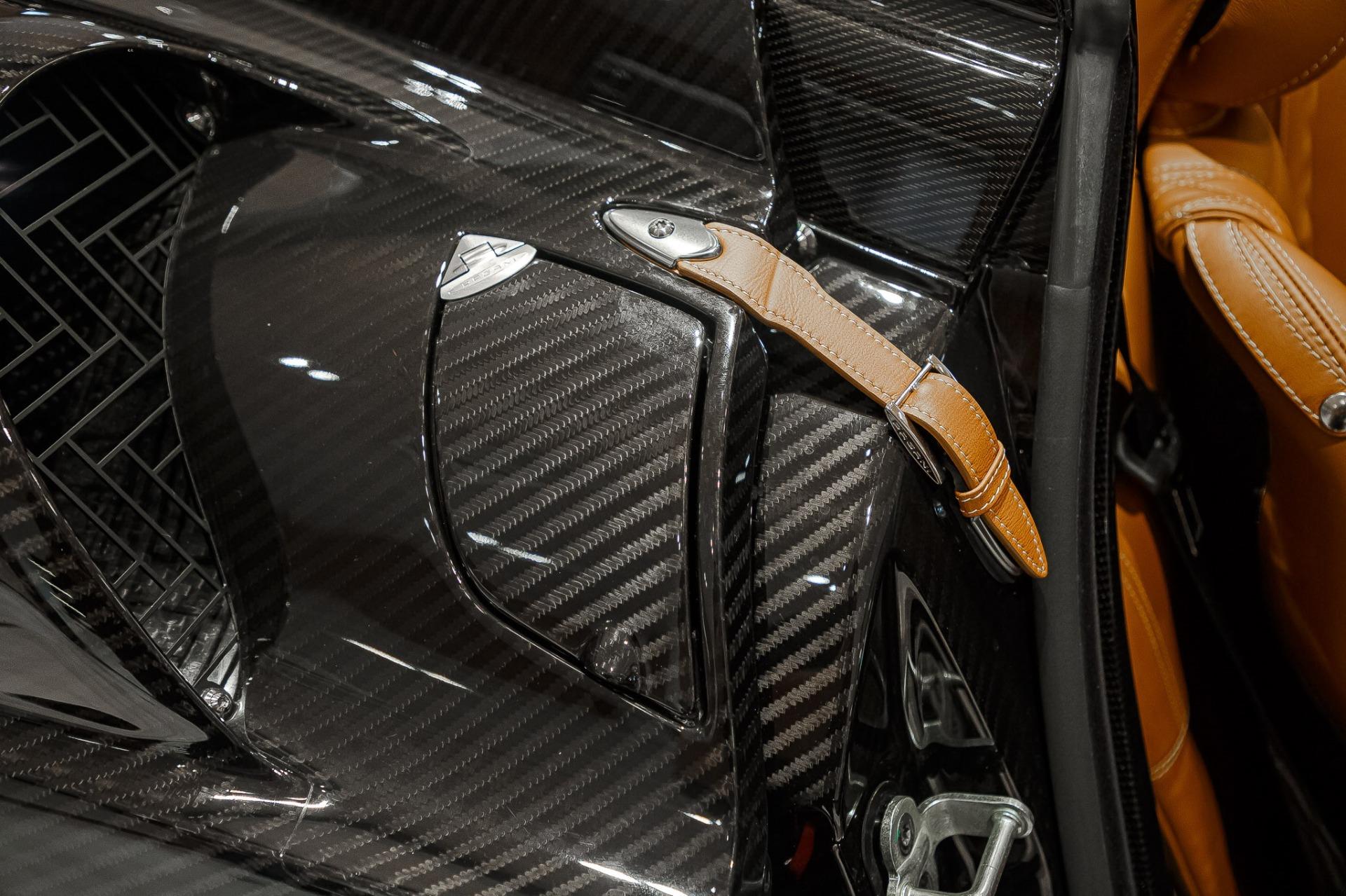 Used 2017 Pagani Huayra Roadster Roadster