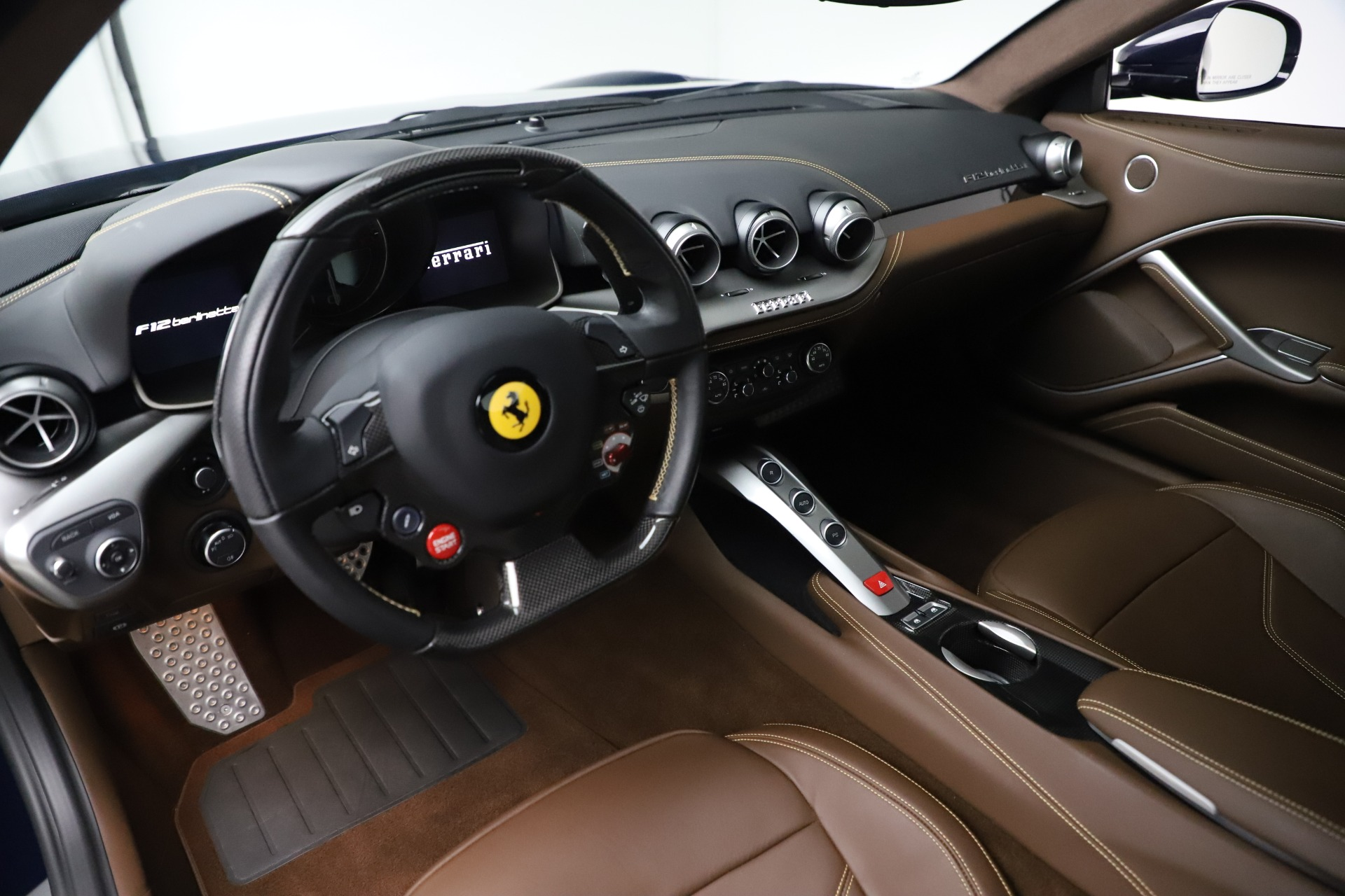 Used 2017 Ferrari F12 Berlinetta Base