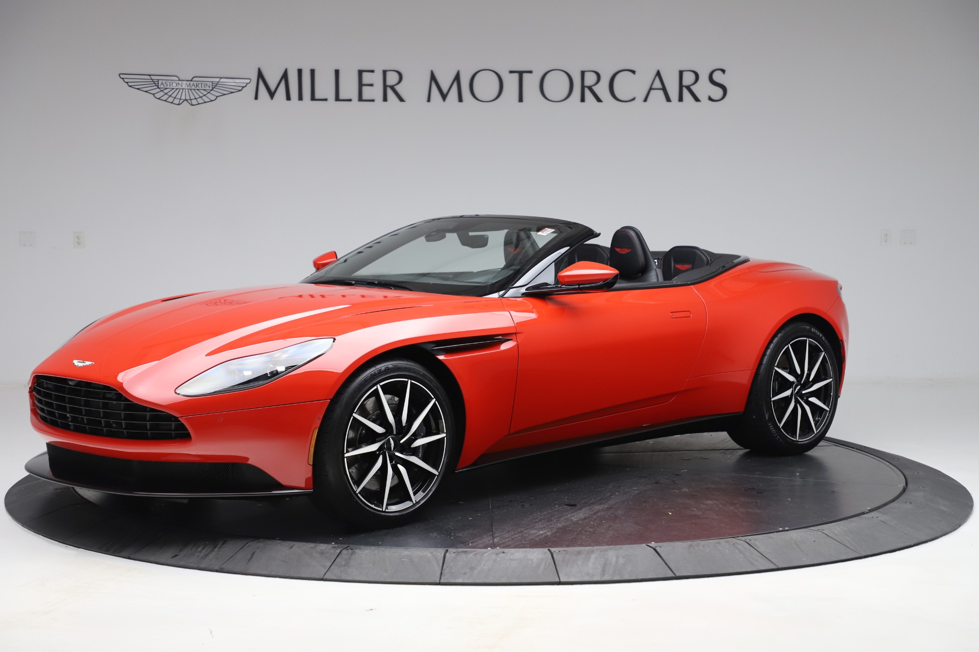 New 2020 Aston Martin DB11 Volante Convertible | Greenwich, CT