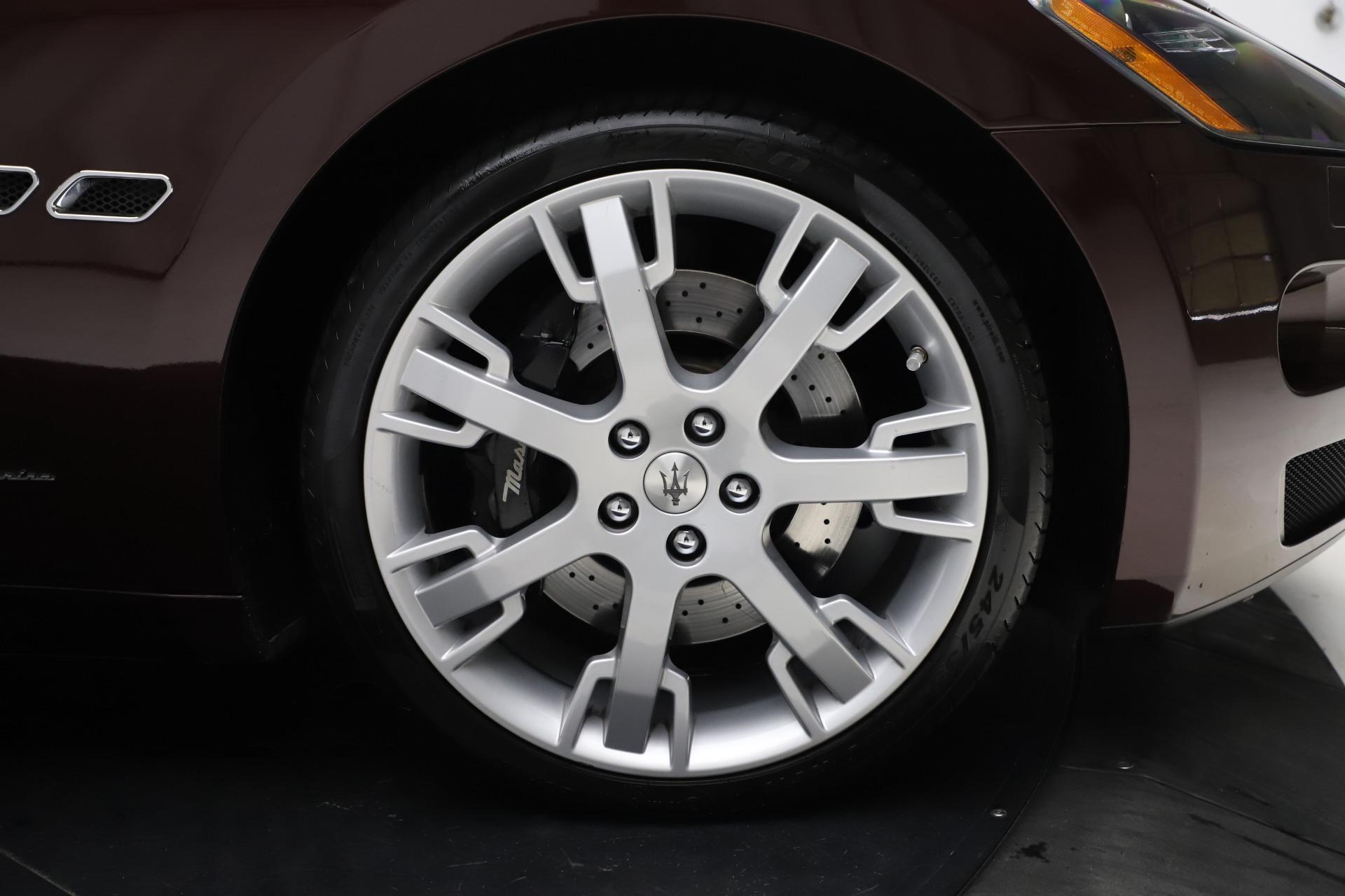 Used 2013 Maserati GranTurismo