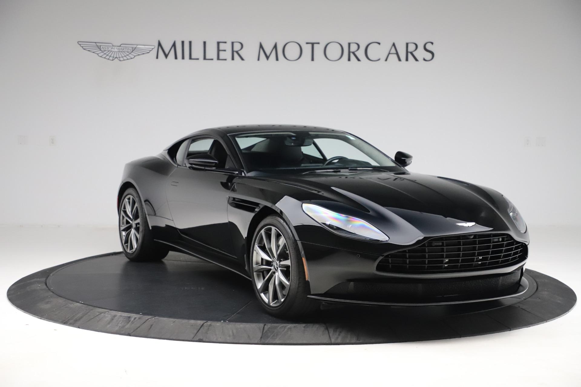 Used 2018 Aston Martin DB11 V8