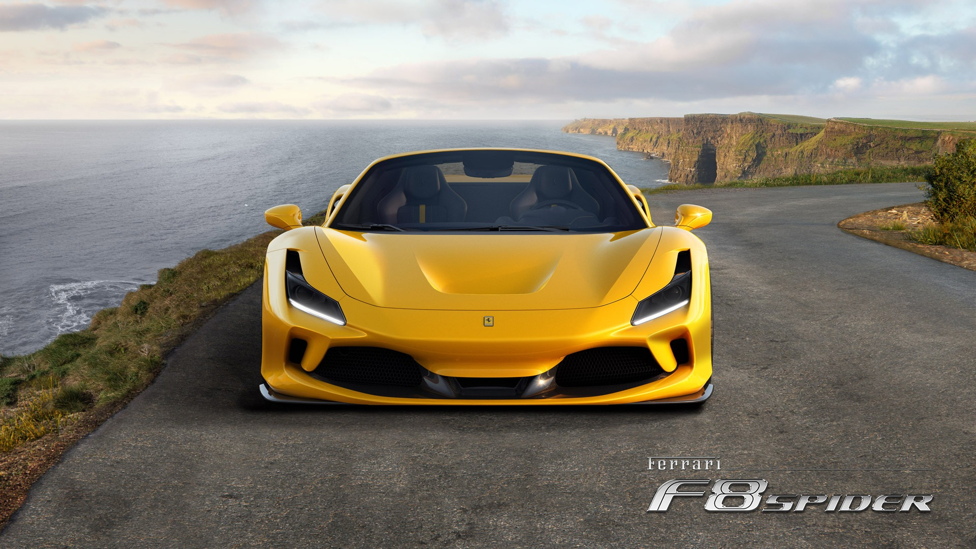 New 2020 Ferrari F8 Spider
