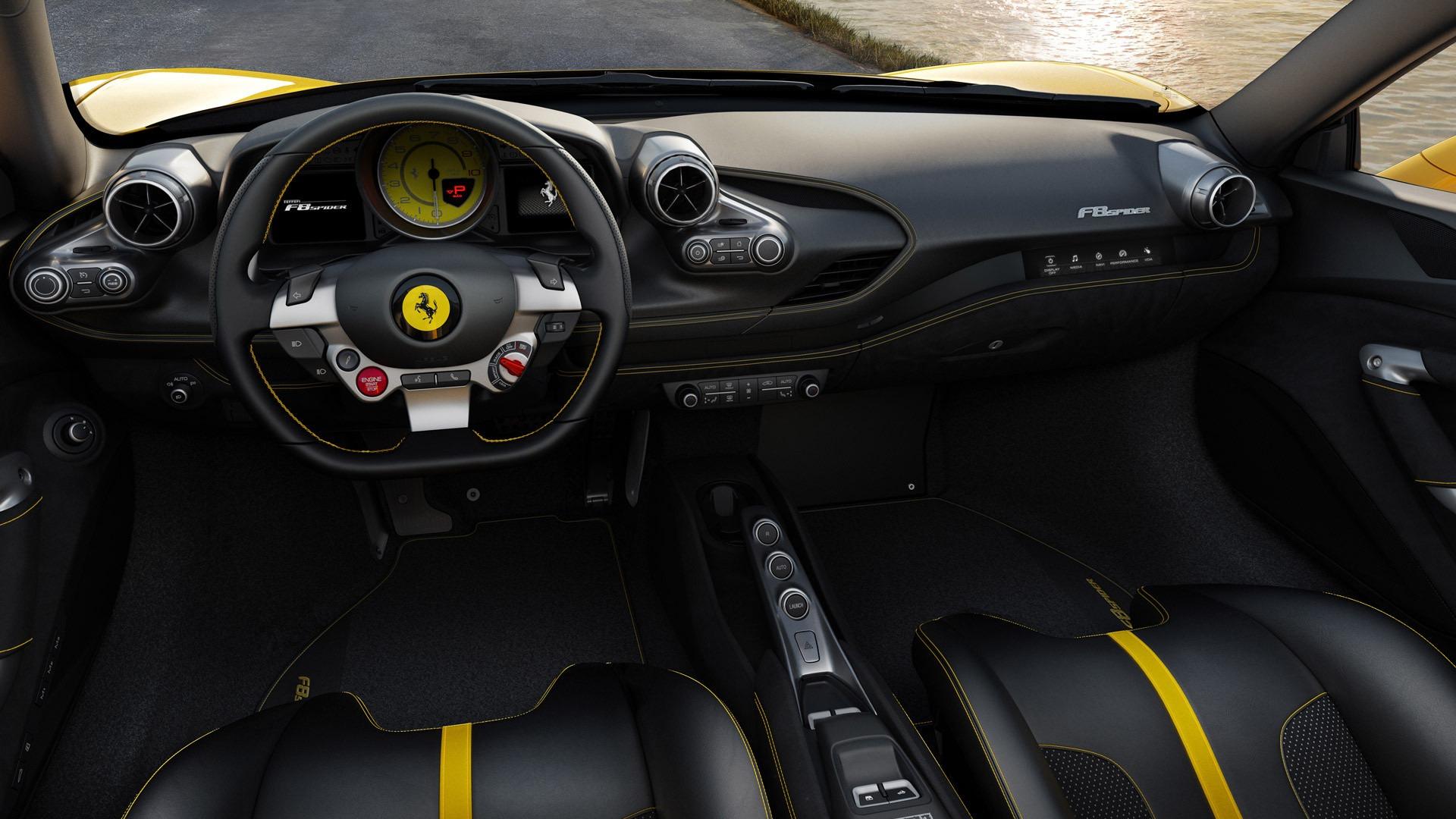 New 2021 Ferrari F8 Spider