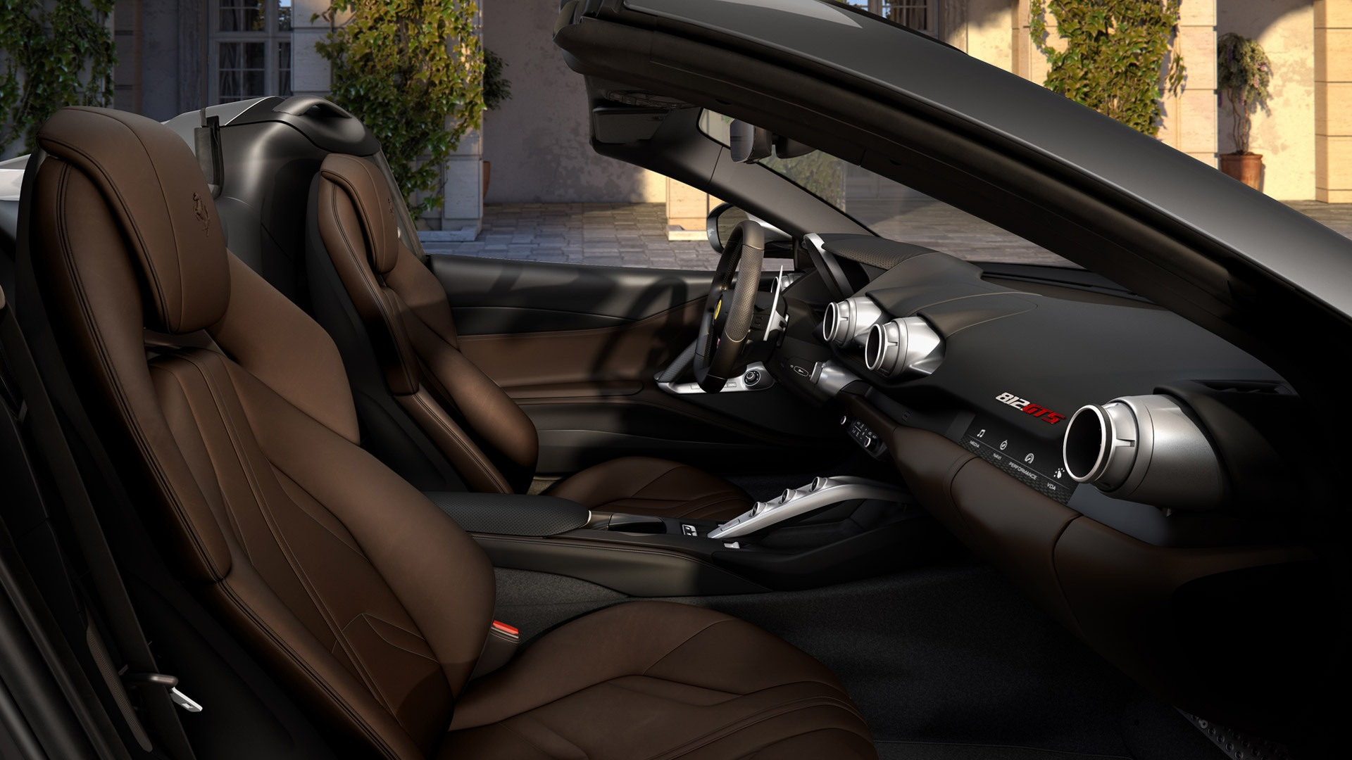New 2020 Ferrari 812GTS