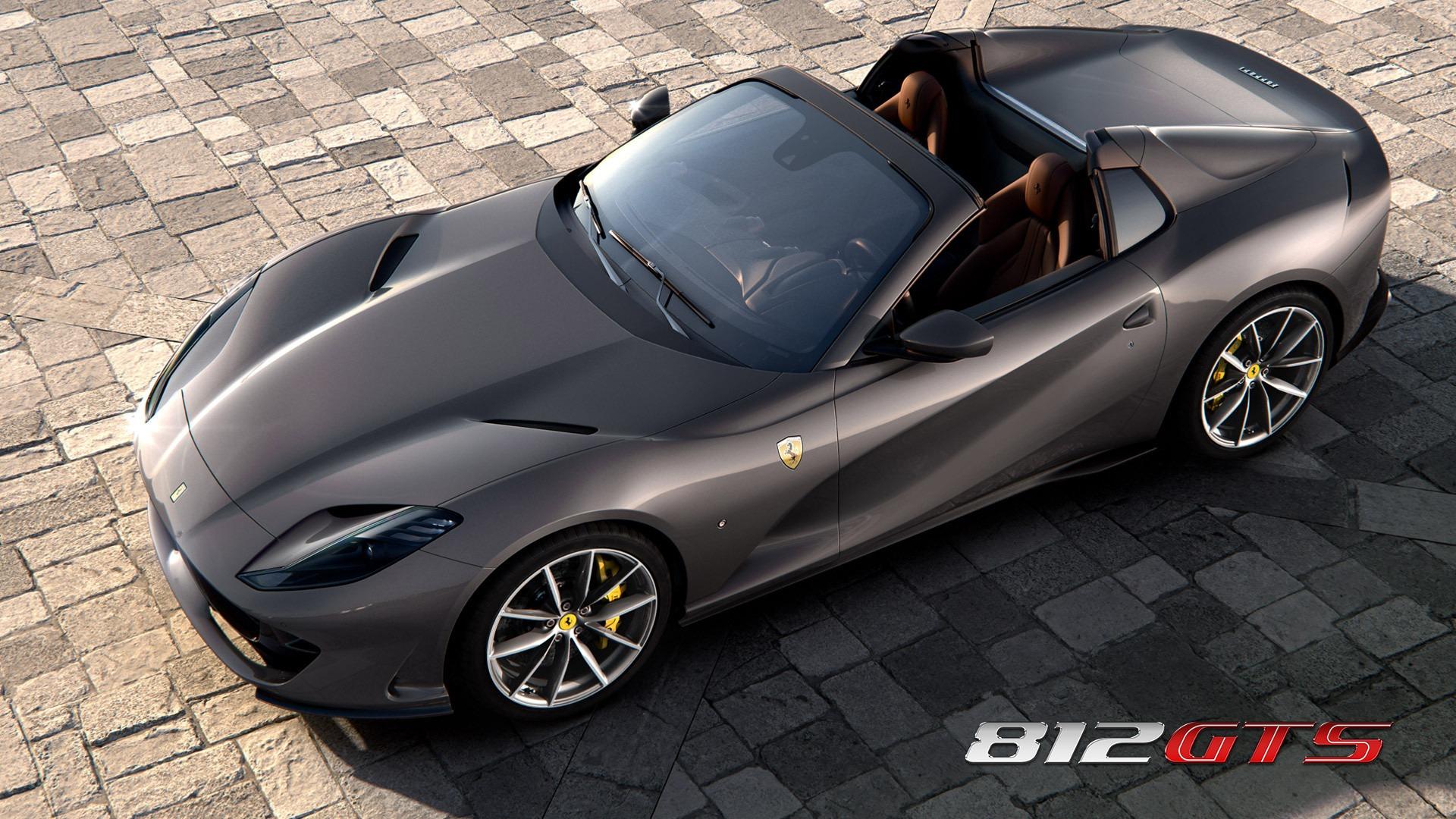 New 2021 Ferrari 812GTS  | Greenwich, CT