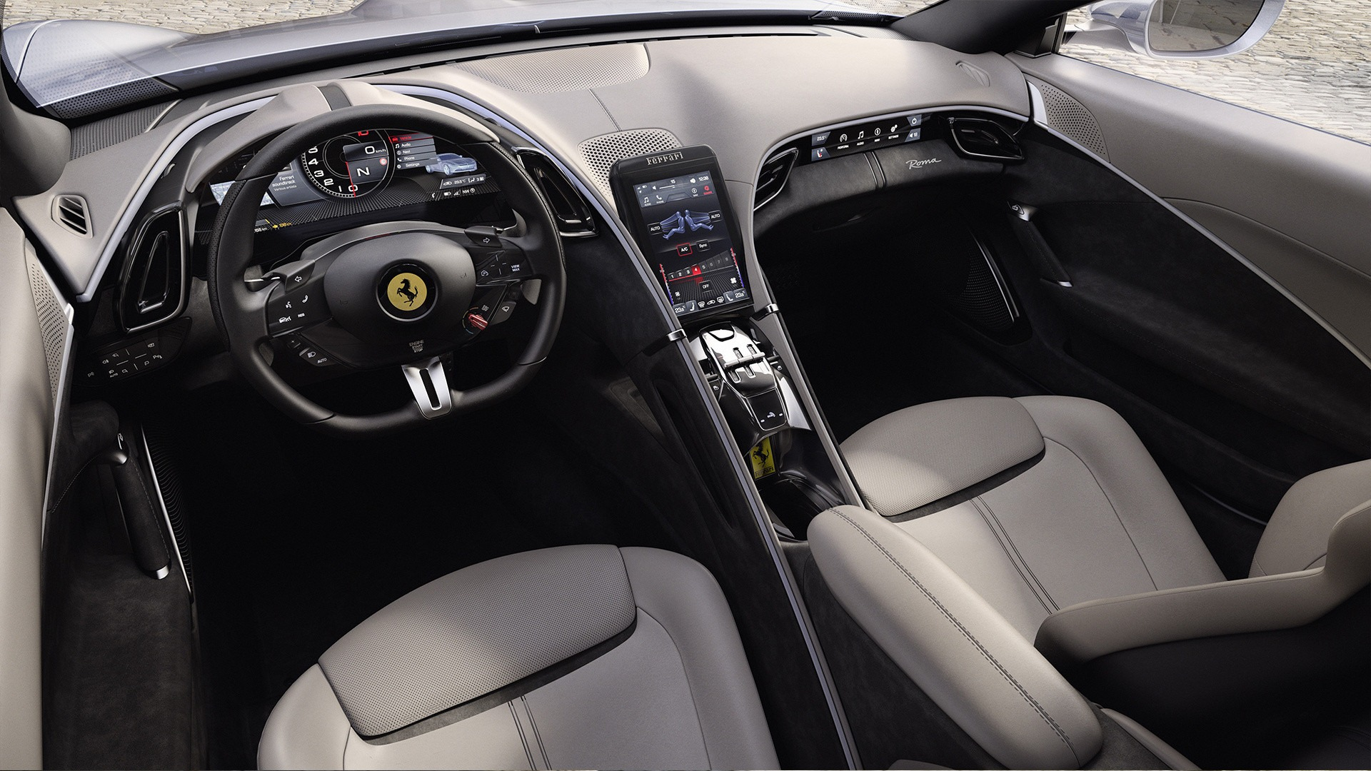 New 2020 Ferrari Roma
