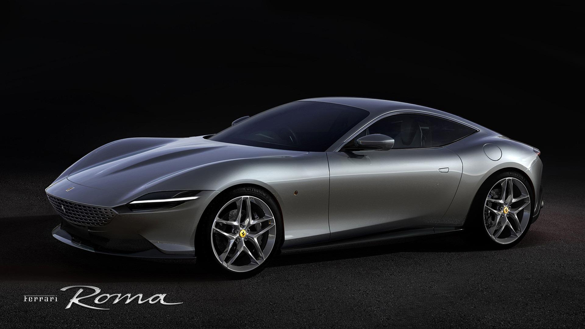 New 2020 Ferrari Roma  | Greenwich, CT