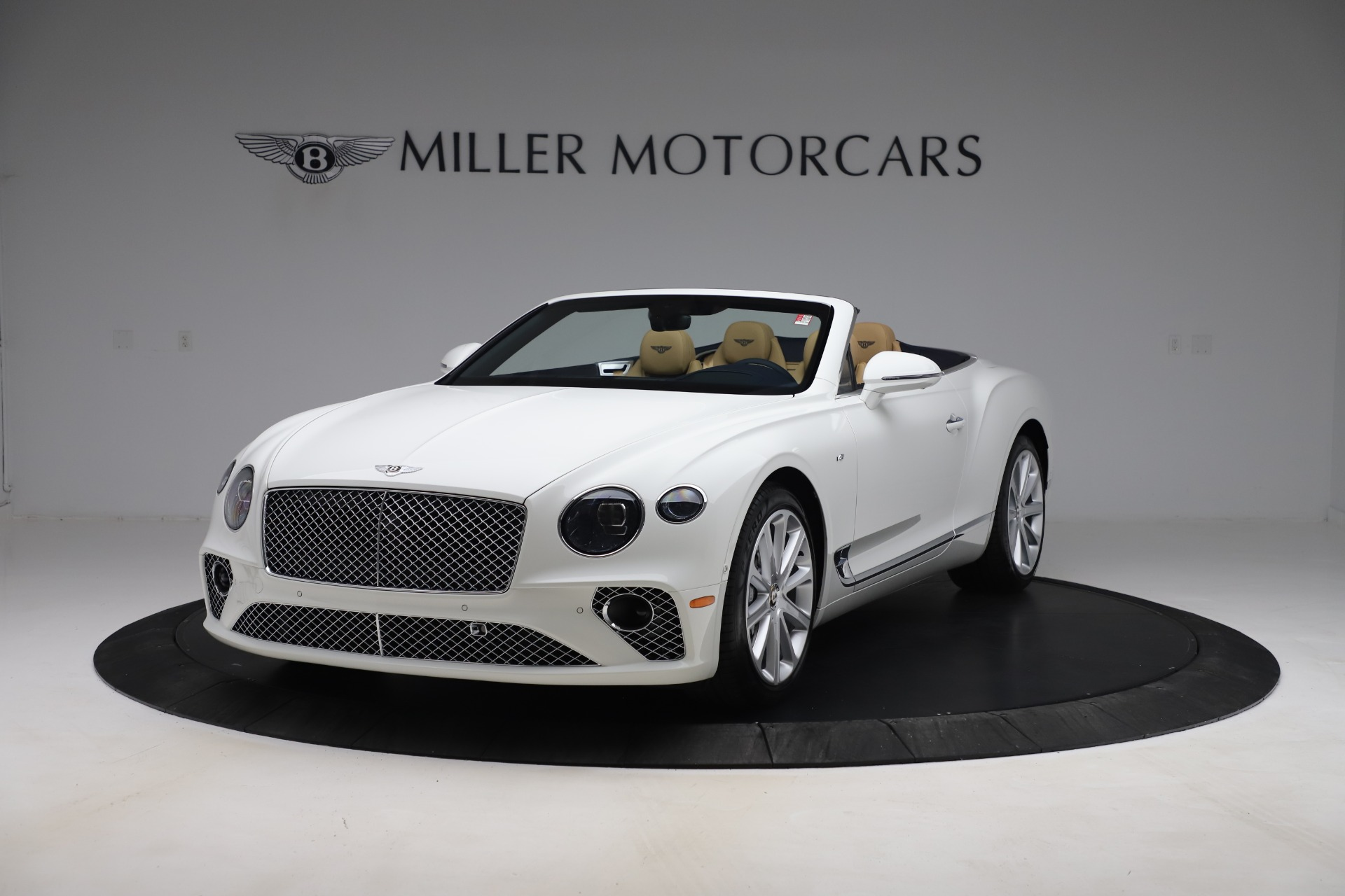 New 2020 Bentley Continental GT Convertible V8 | Greenwich, CT