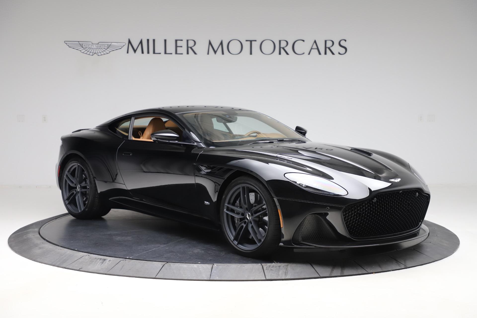 New 2019 Aston Martin DBS Superleggera Coupe