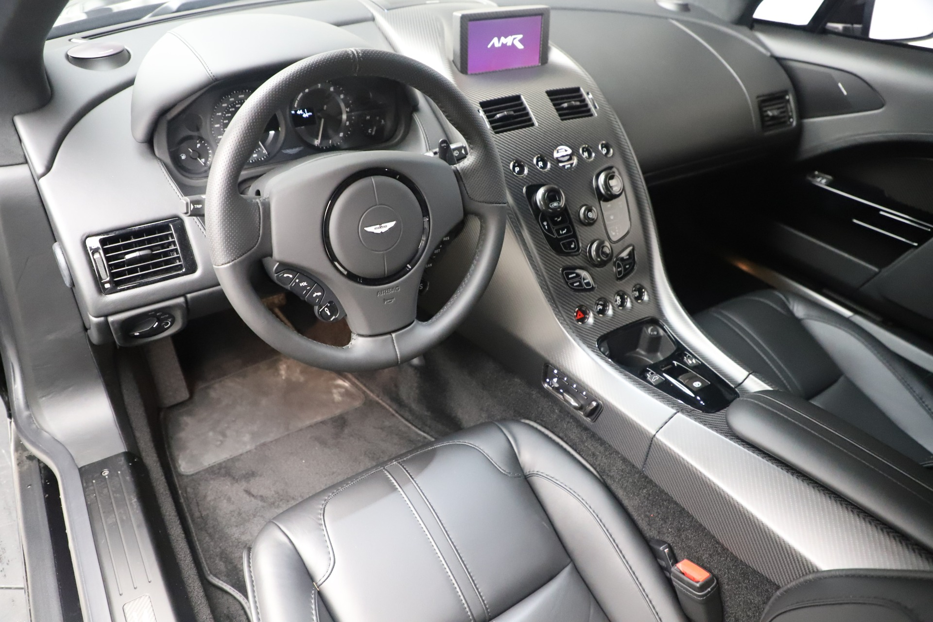 New 2019 Aston Martin Rapide AMR Sedan