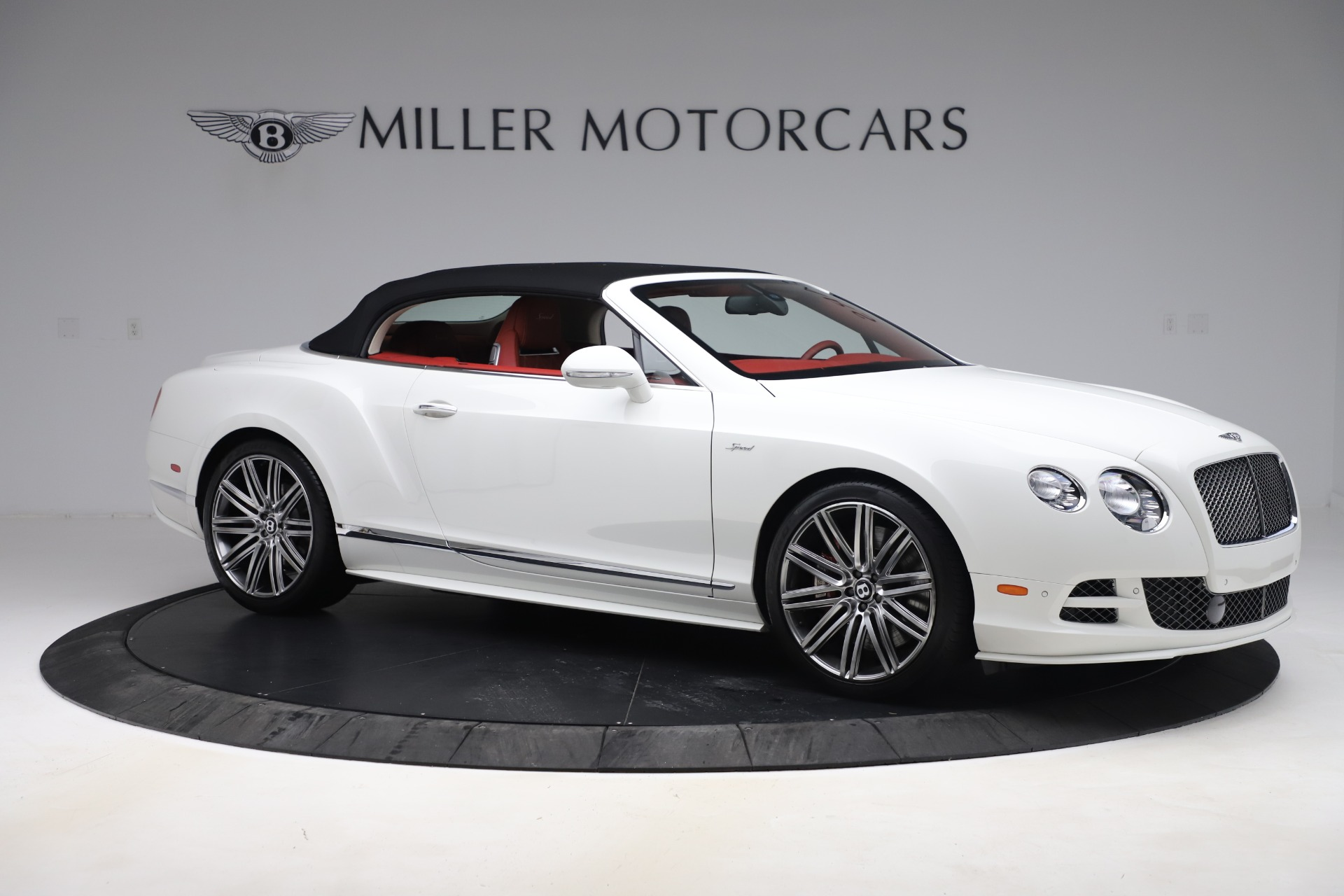 Used 2015 Bentley Continental GTC Speed